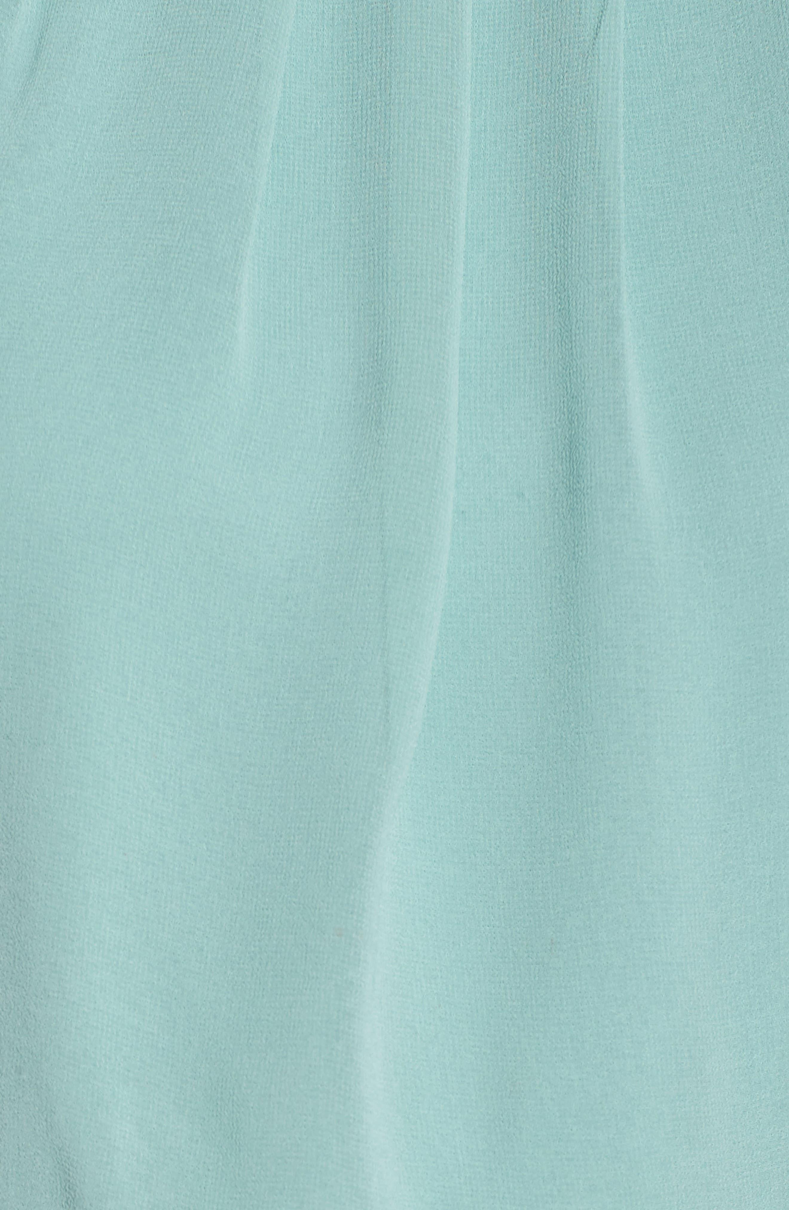 Blouson Chiffon Skater Dress,                             Alternate thumbnail 204, color,