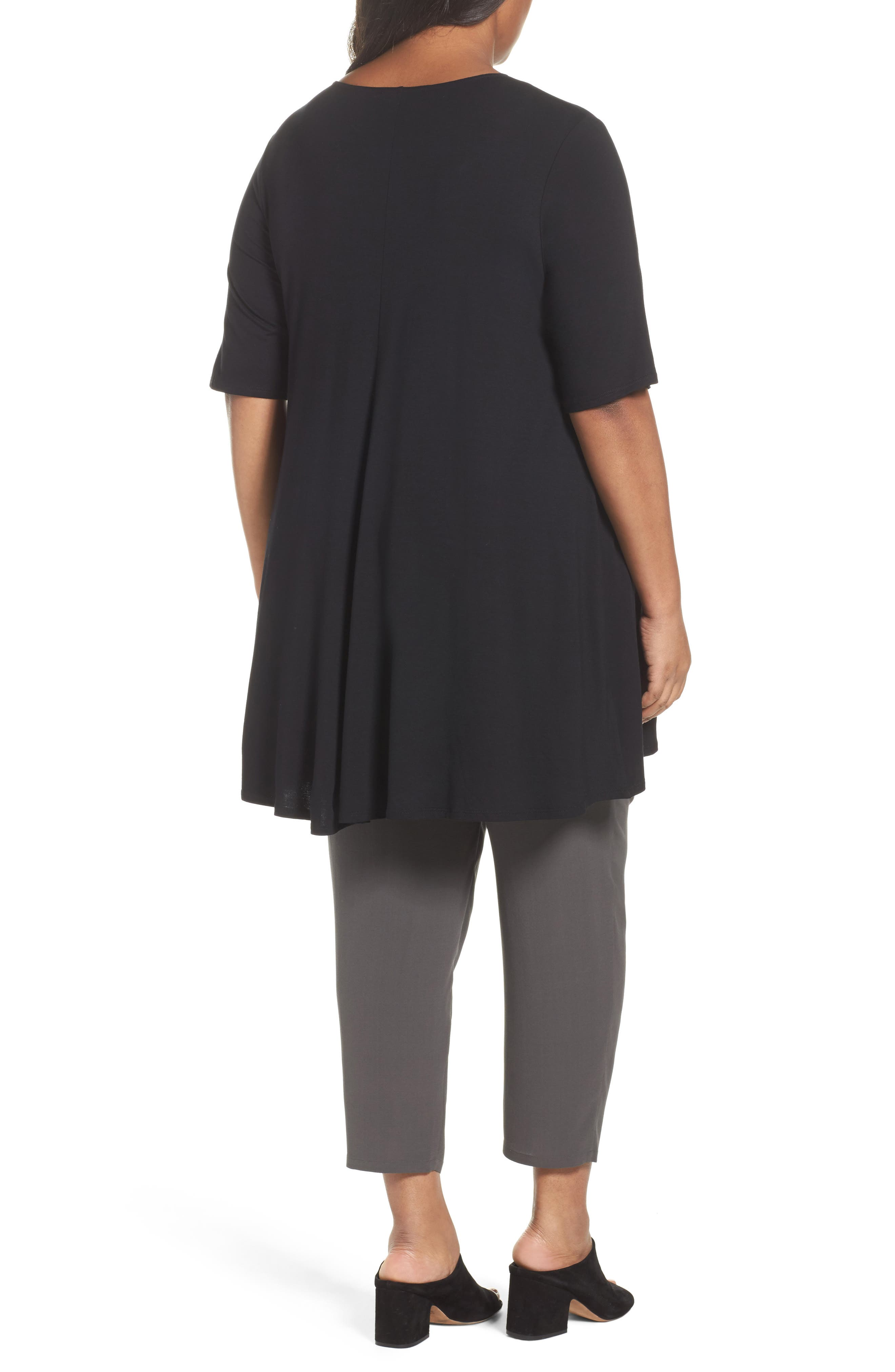 Jersey Tunic,                             Alternate thumbnail 5, color,