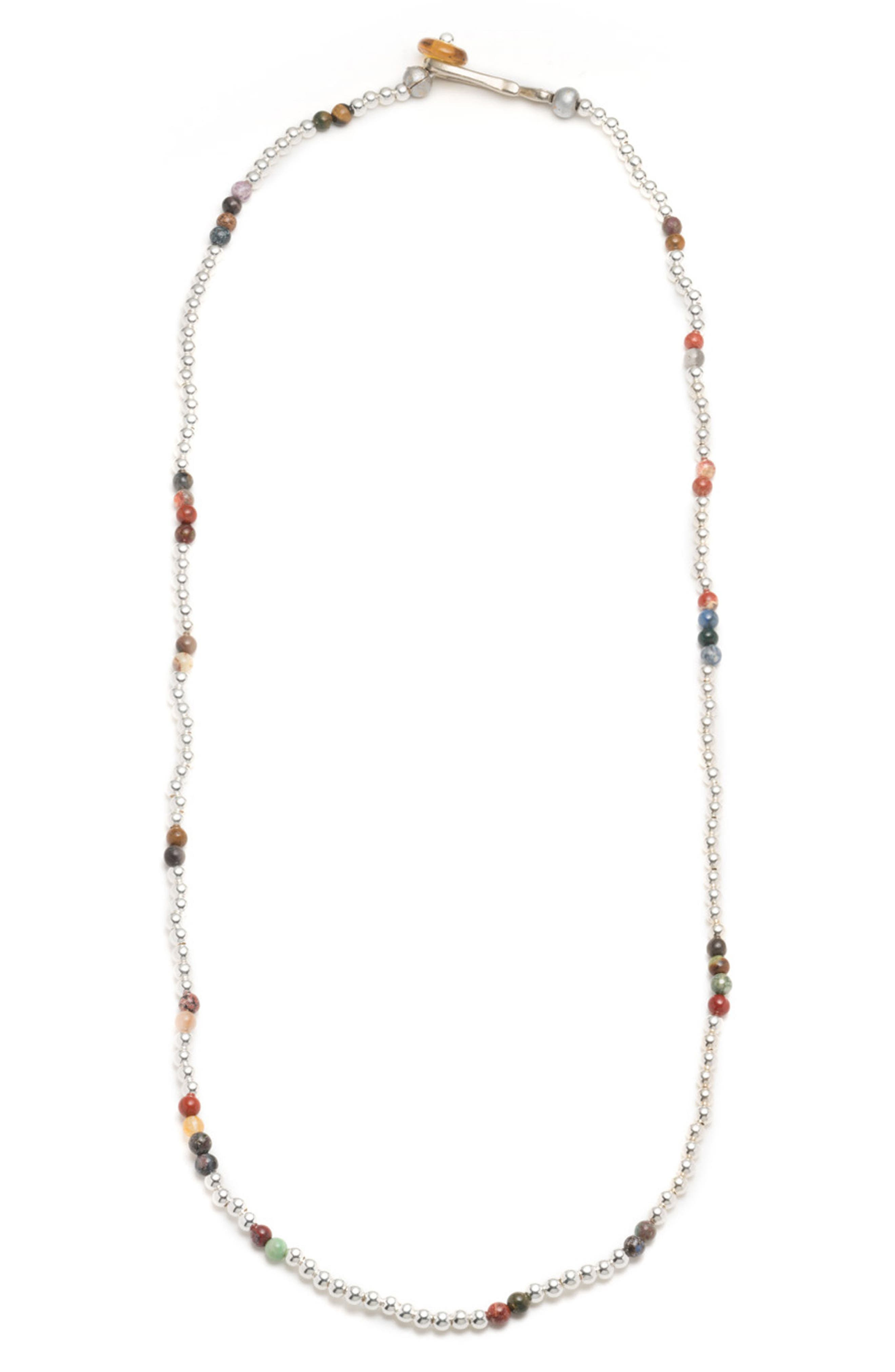 Essaouira Necklace,                             Main thumbnail 1, color,                             040