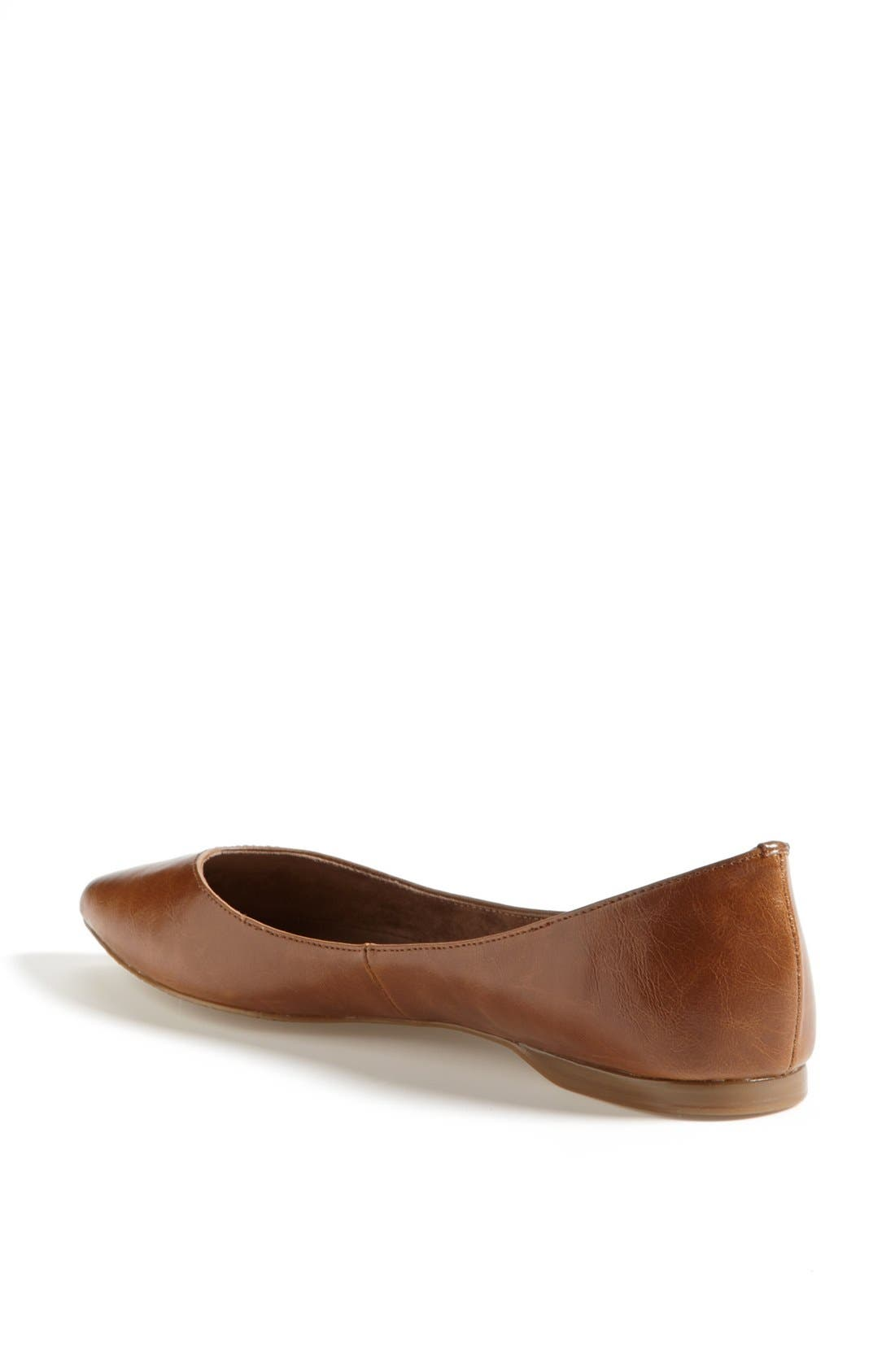 'Moveover' Pointy Toe Flat,                             Alternate thumbnail 32, color,