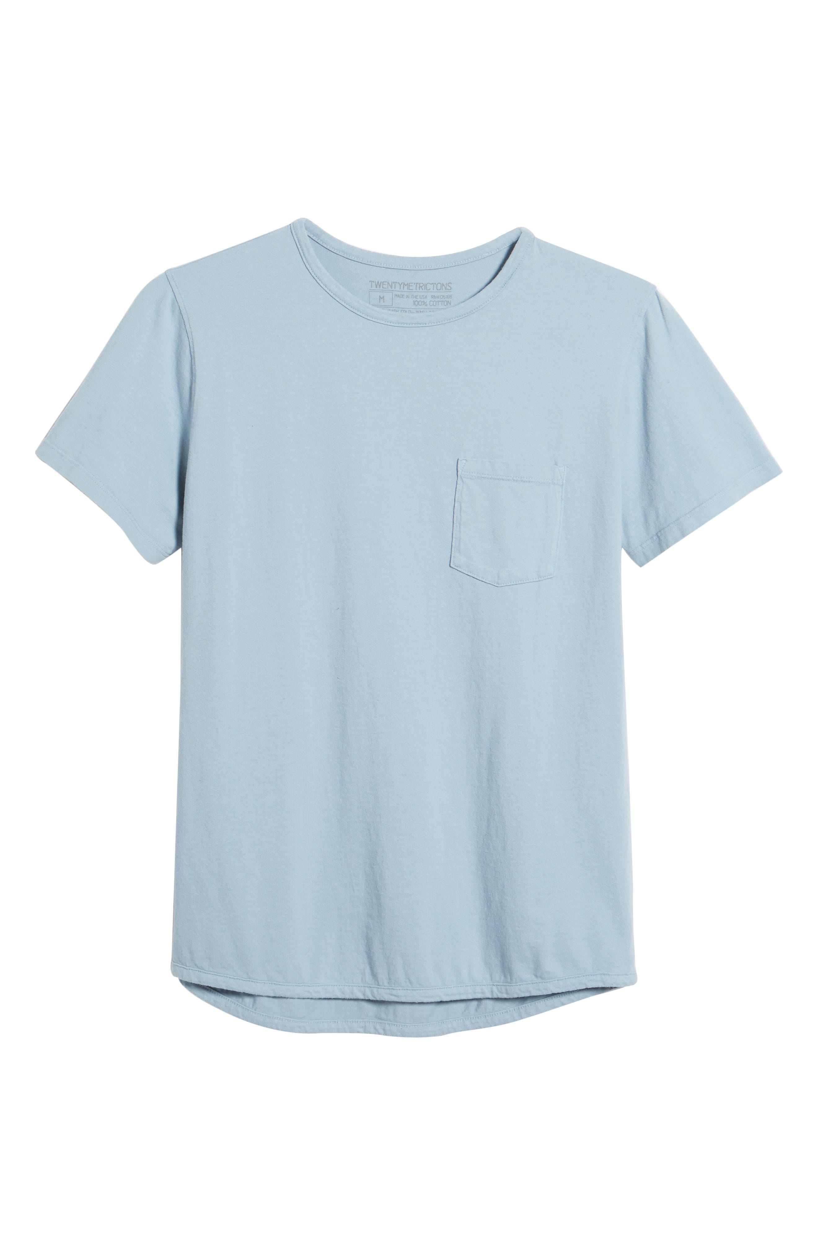 Pocket T-Shirt,                             Alternate thumbnail 35, color,