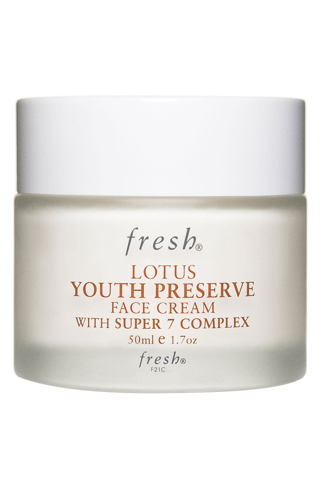 Lotus Youth Preserve Face Cream,                             Main thumbnail 1, color,                             NO COLOR