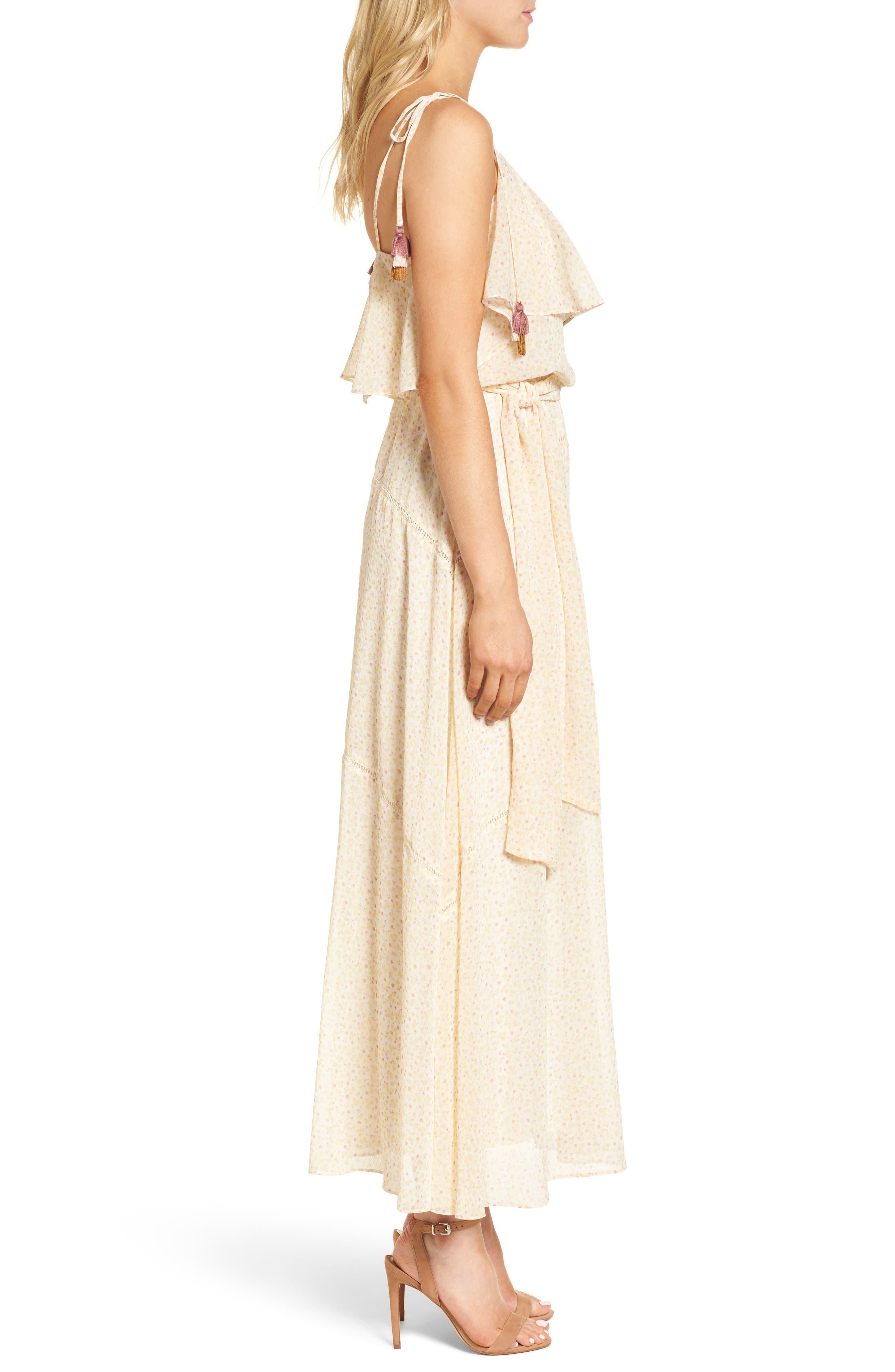Decklan Maxi Dress,                             Alternate thumbnail 3, color,                             900