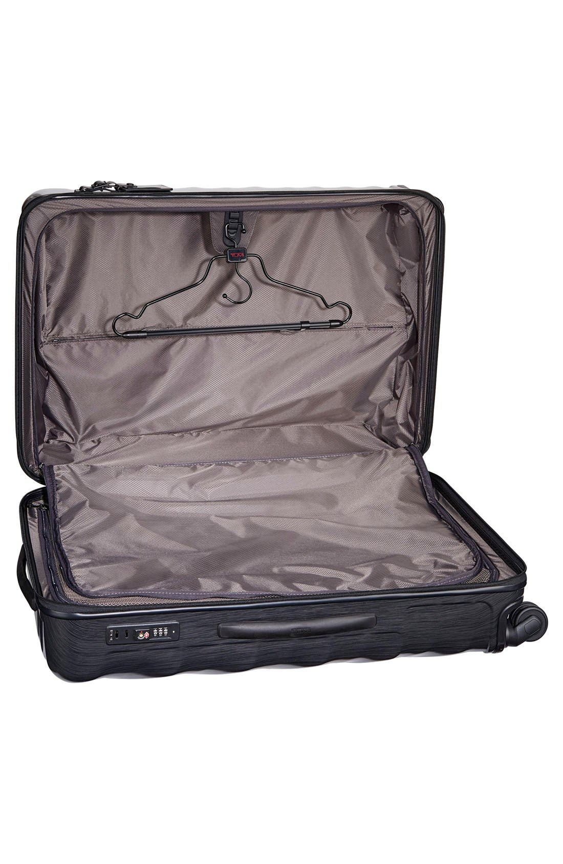 19 Degree 30 Inch Extended Trip Wheeled Packing Case,                             Alternate thumbnail 5, color,                             001