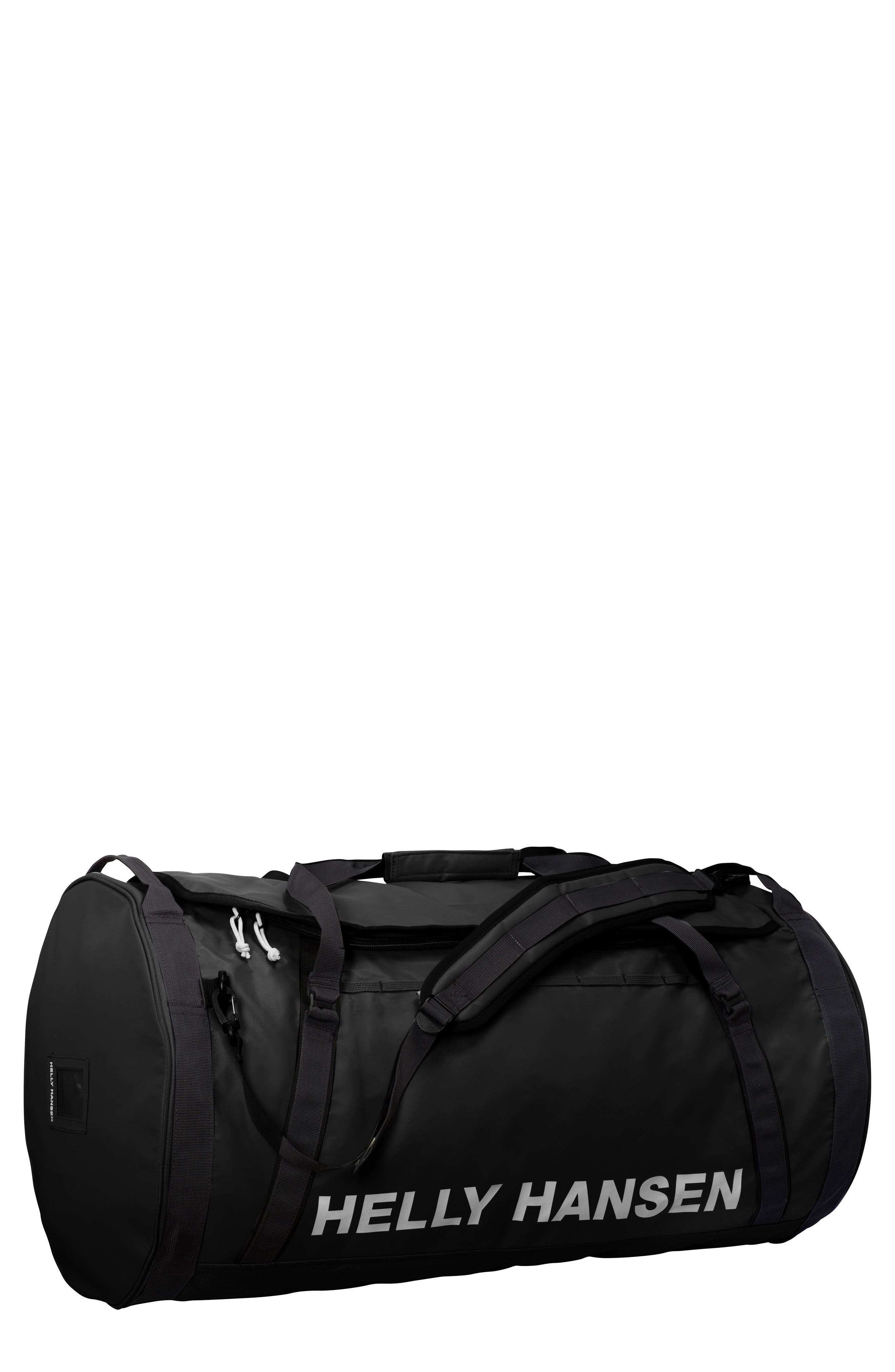 90-Liter Duffel Bag,                         Main,                         color, BLACK