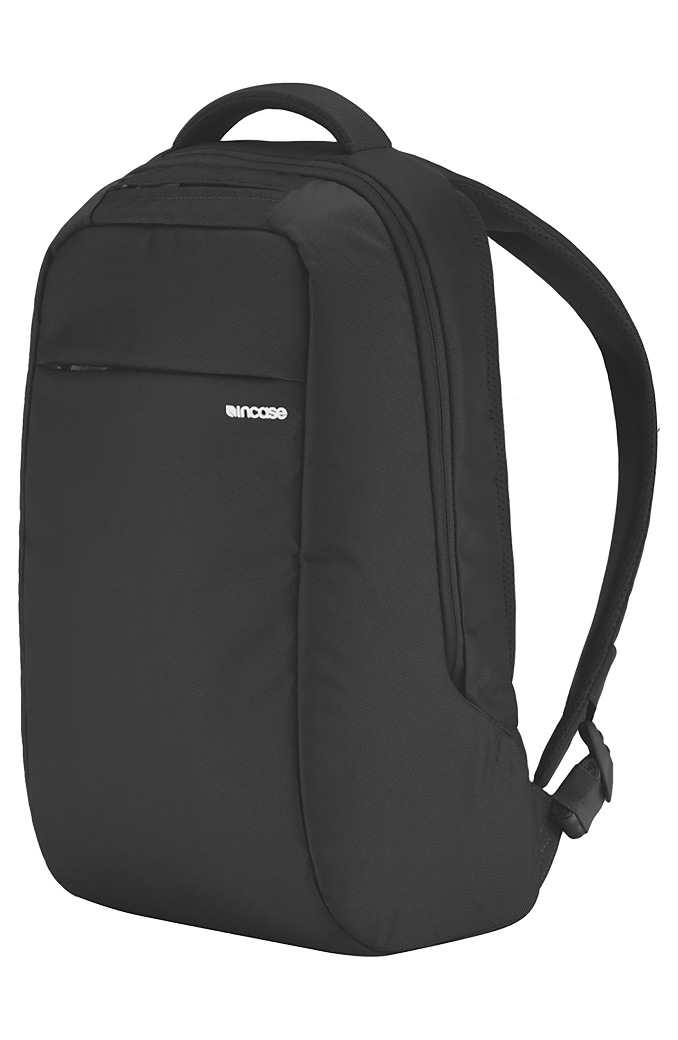 Icon Lite Backpack,                             Alternate thumbnail 4, color,                             BLACK