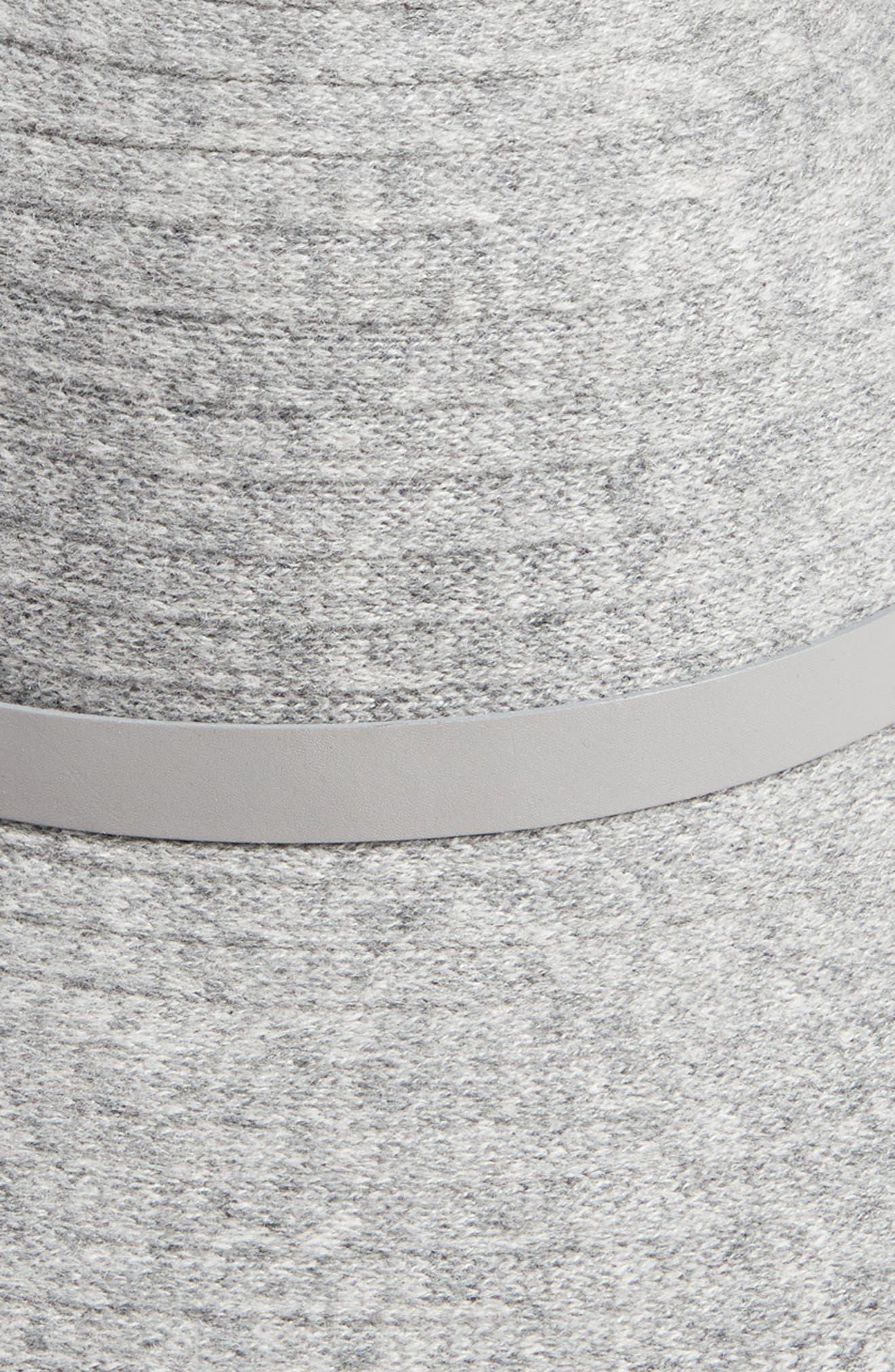 Packable Wool & Cashmere Hat,                             Alternate thumbnail 4, color,