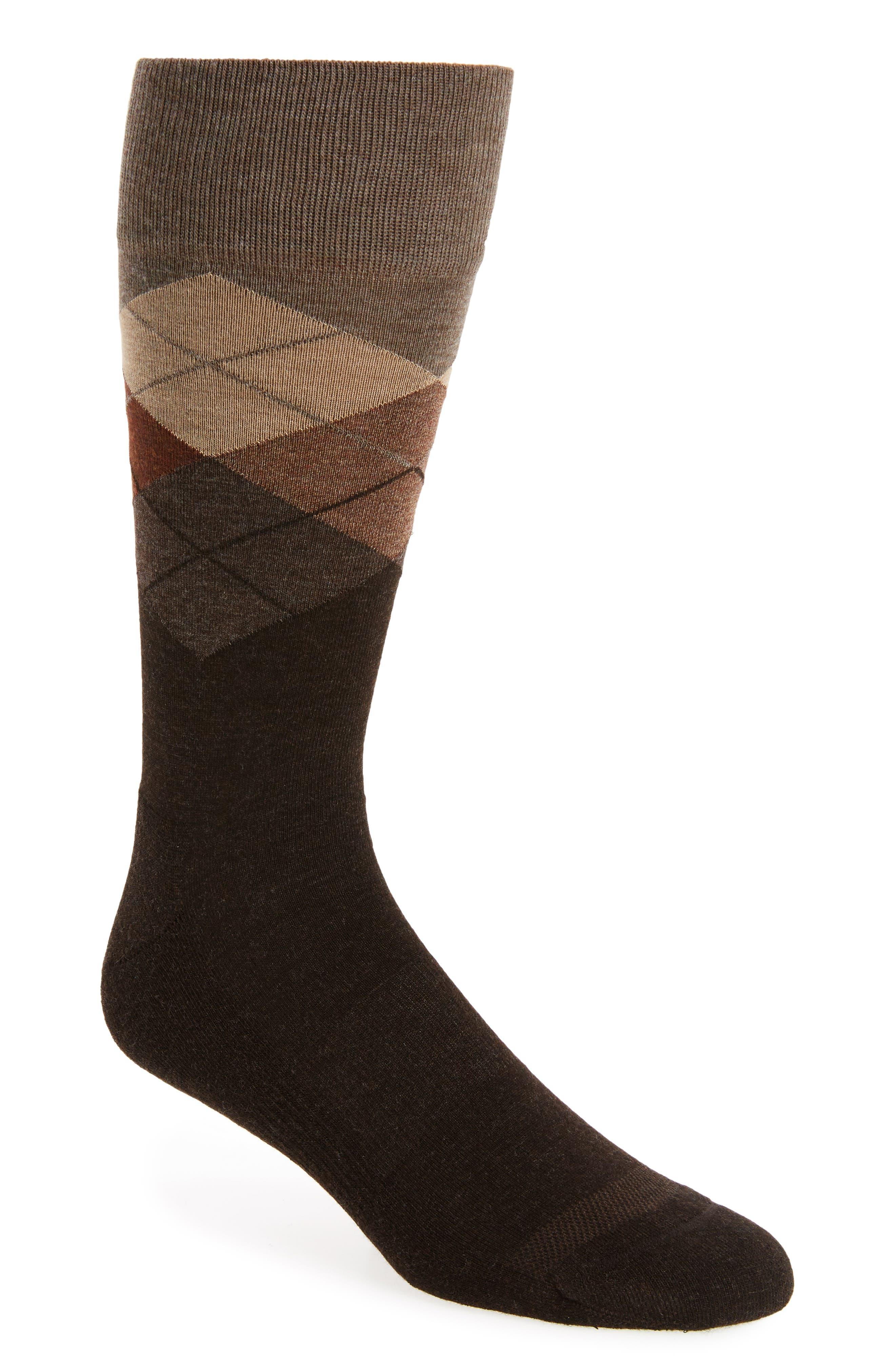 Argyle Socks,                             Main thumbnail 3, color,