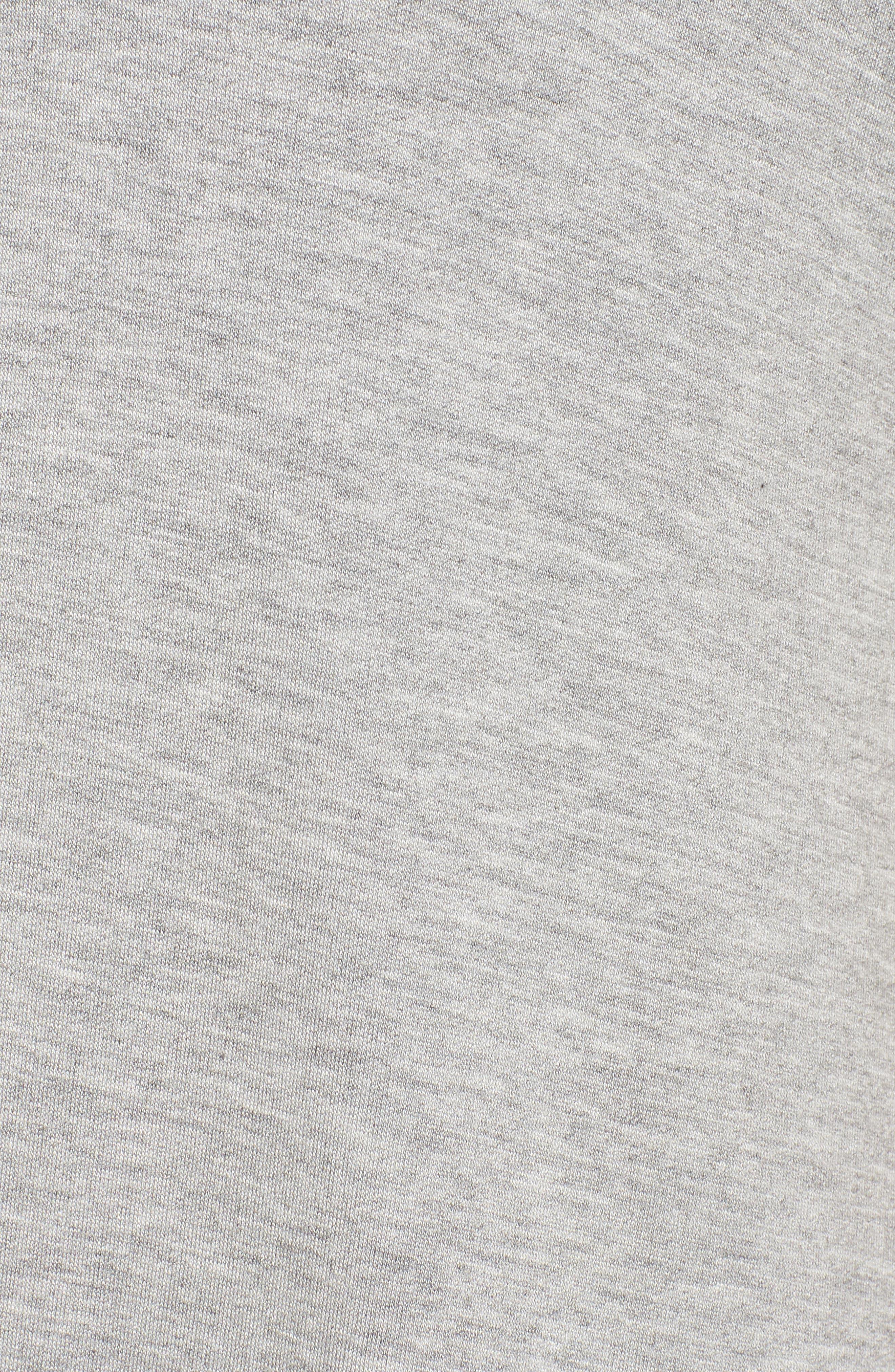 It's All Hoodie Hooded Sweatshirt Dress,                             Alternate thumbnail 6, color,                             023