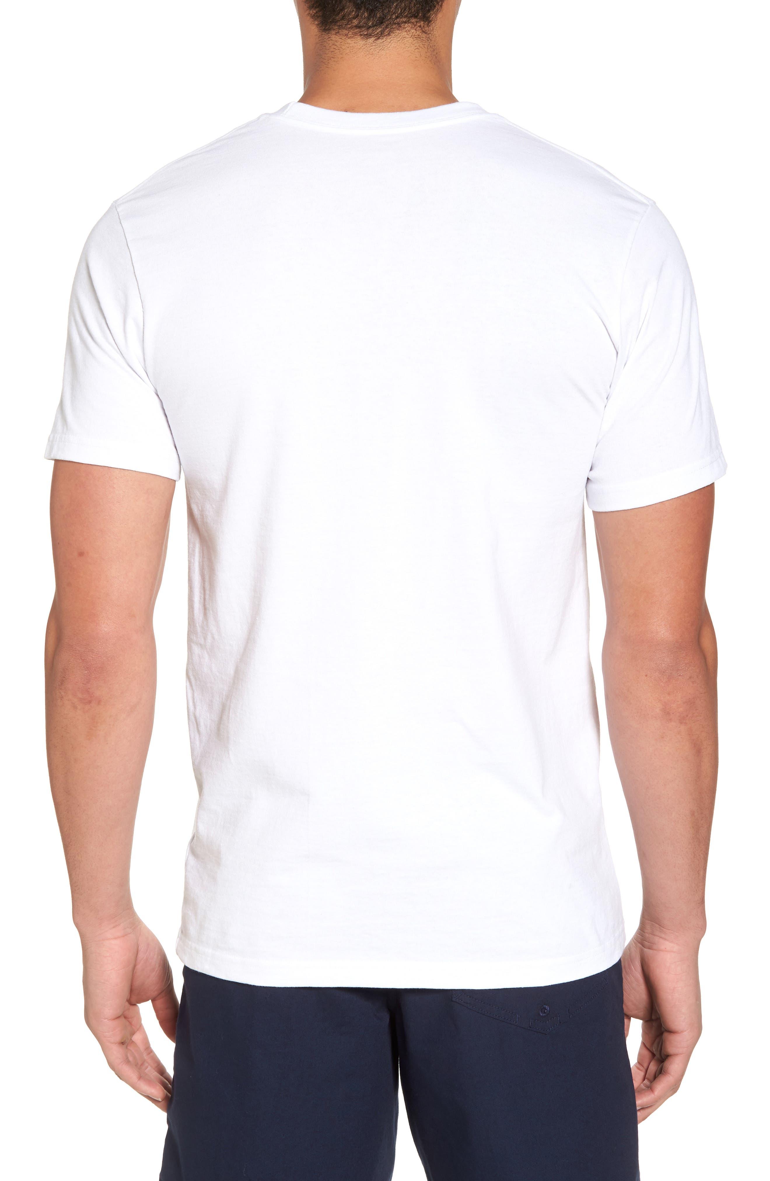 Glacier Born Responsibili-Tee T-Shirt,                             Alternate thumbnail 2, color,                             100