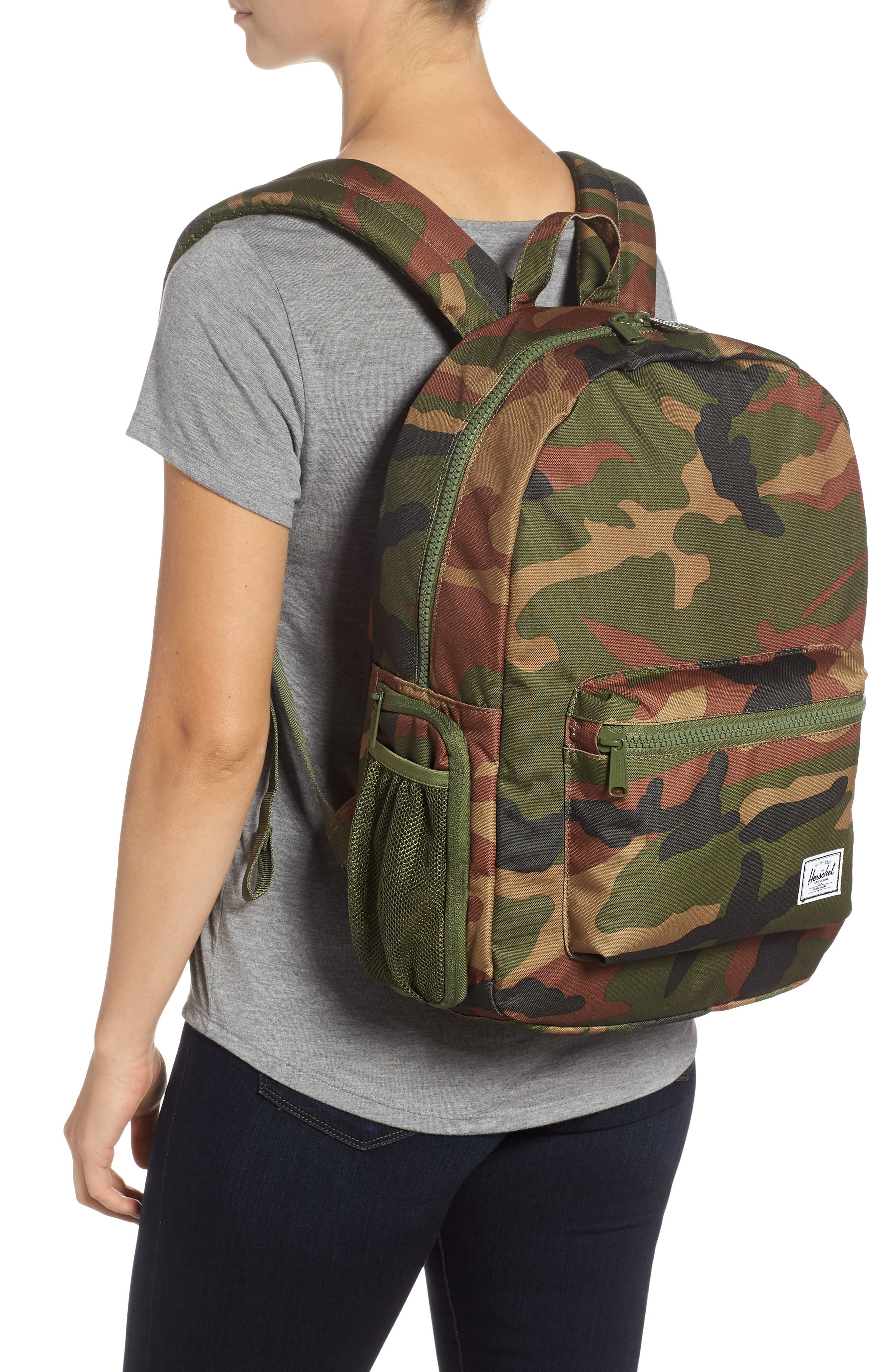 HERSCHEL SUPPLY CO.,                             Settlement Sprout Diaper Backpack,                             Alternate thumbnail 2, color,                             340