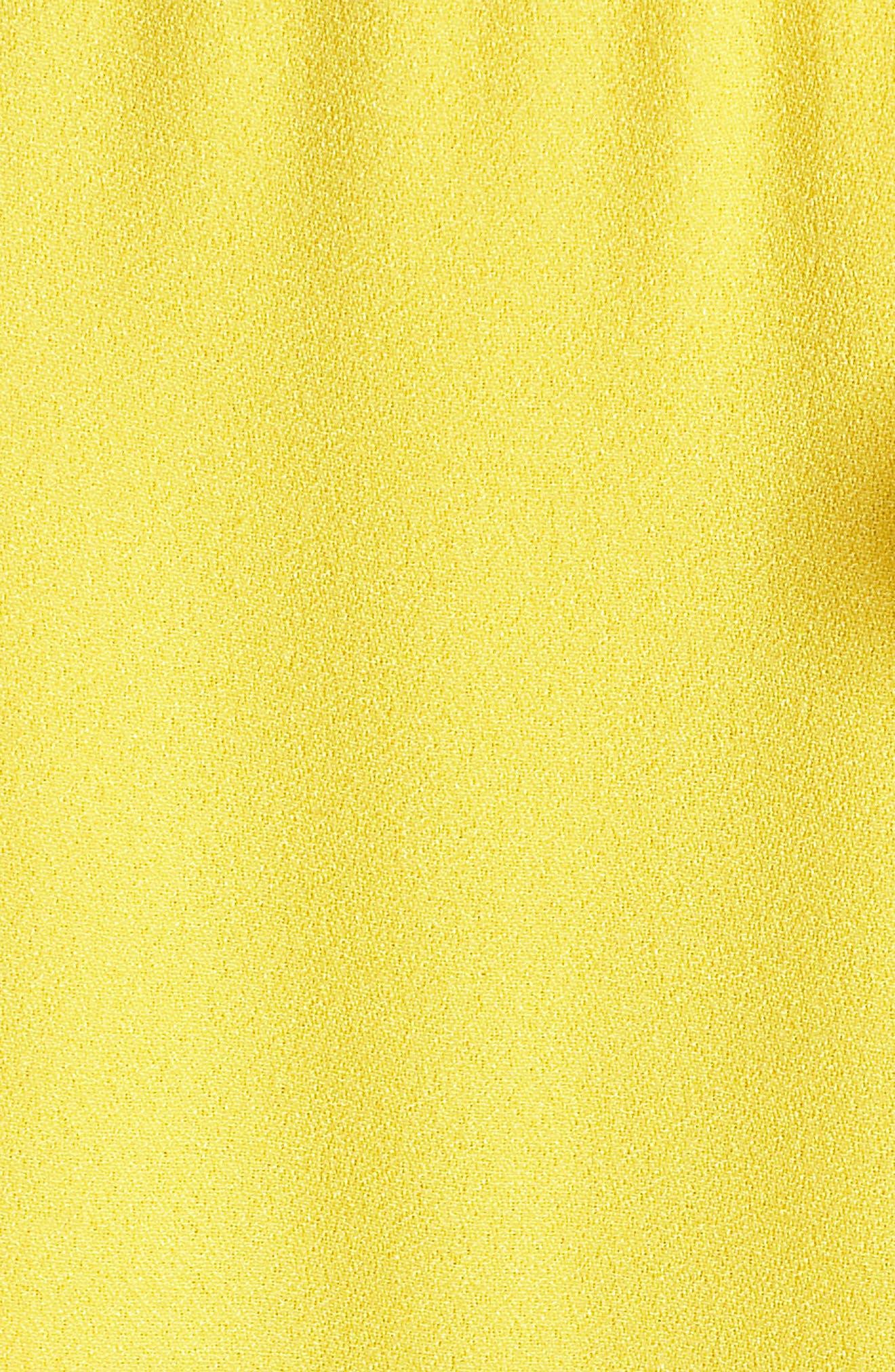 Andrea Ruffle Wrap Dress,                             Alternate thumbnail 16, color,