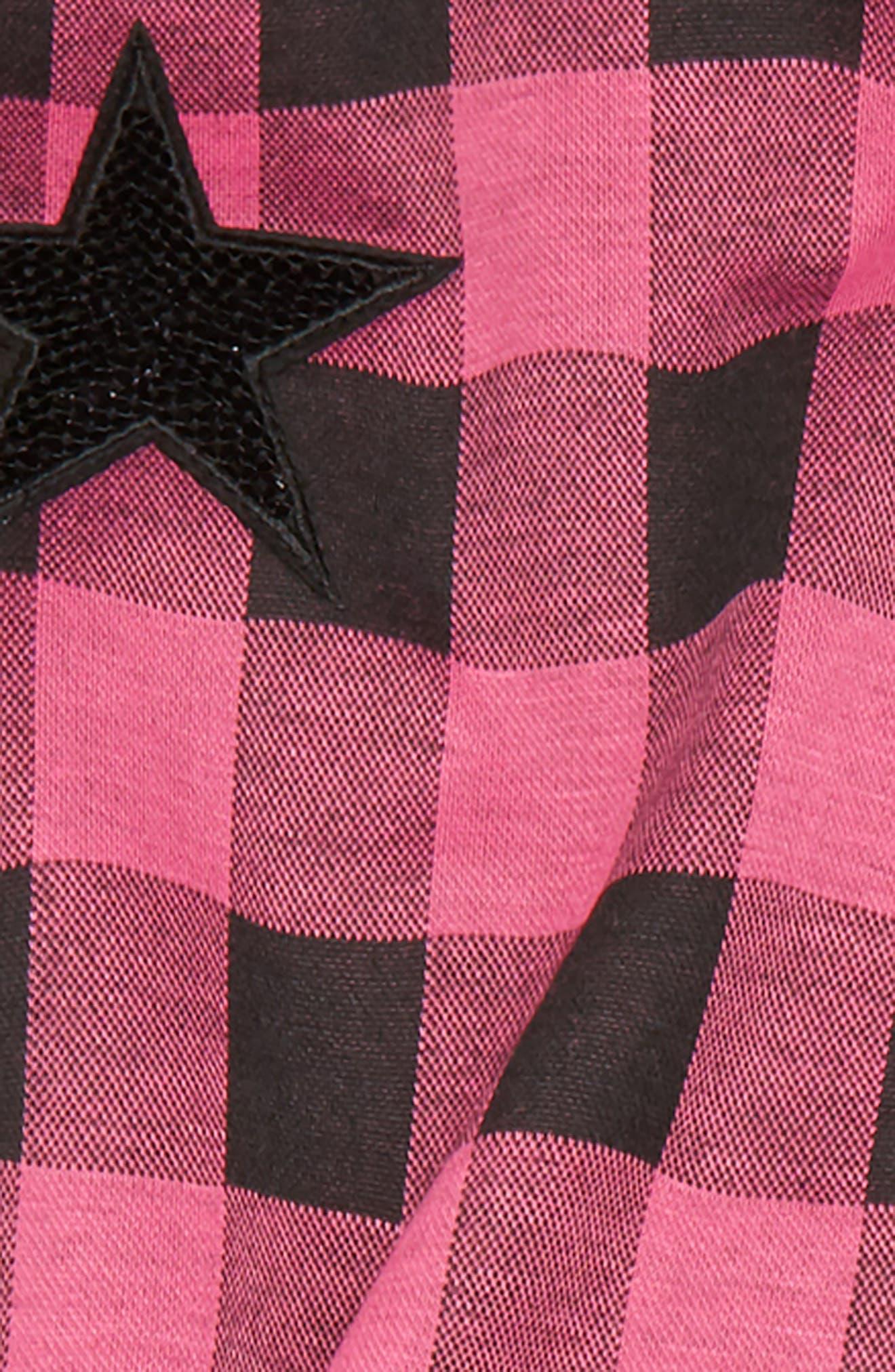 Sequin Star Top, Tutu Dress & Leggings Set,                             Alternate thumbnail 2, color,                             663