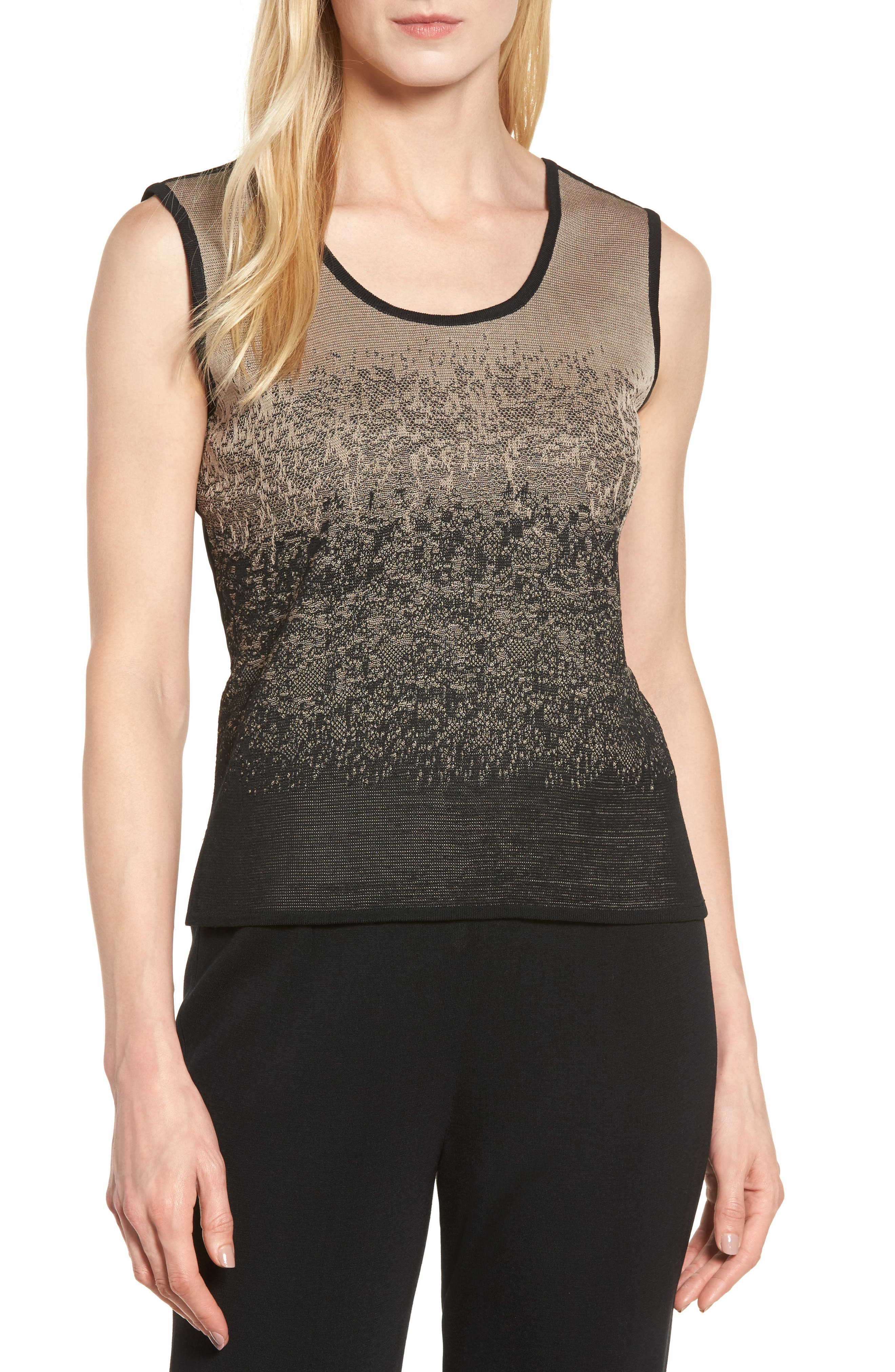 Reversible Scoop Neck Tank,                         Main,                         color, 250