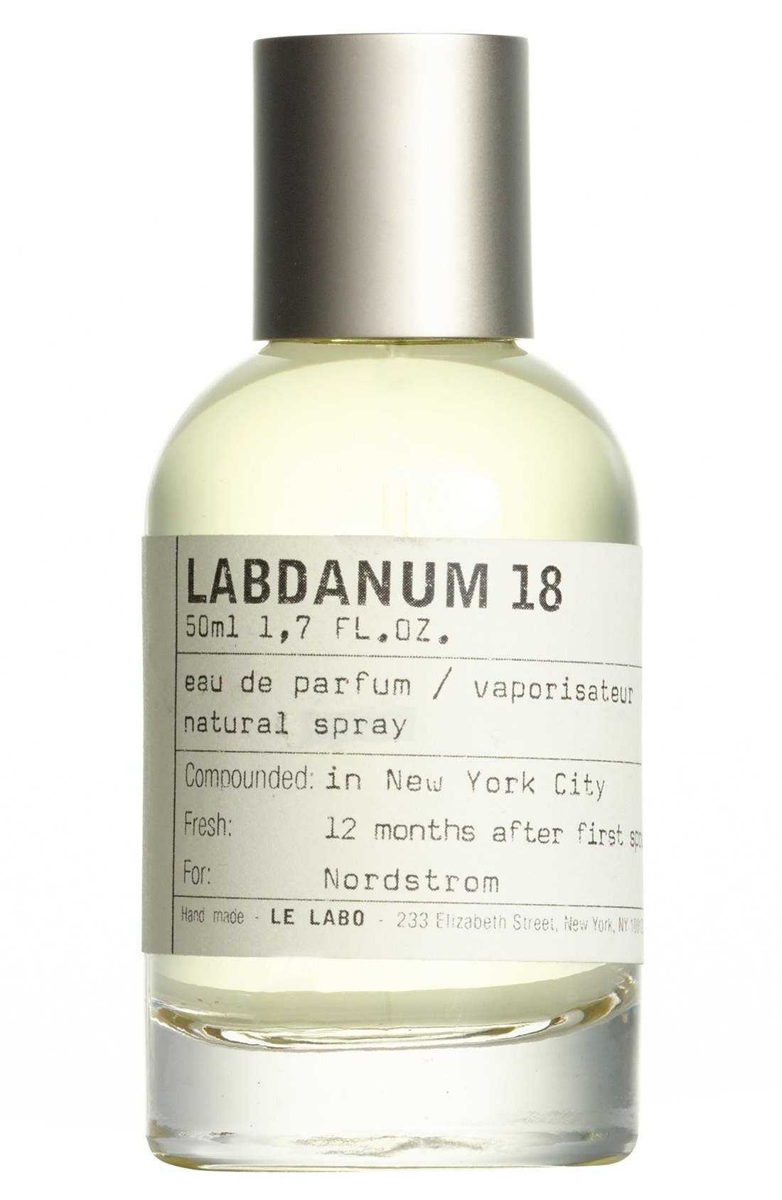 'Labdanum 18' Eau de Parfum,                             Alternate thumbnail 5, color,                             NO COLOR