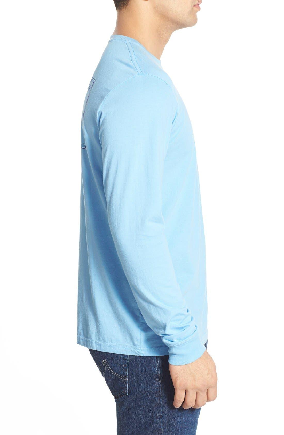 'Skipjack'Long Sleeve Graphic T-Shirt,                             Alternate thumbnail 30, color,