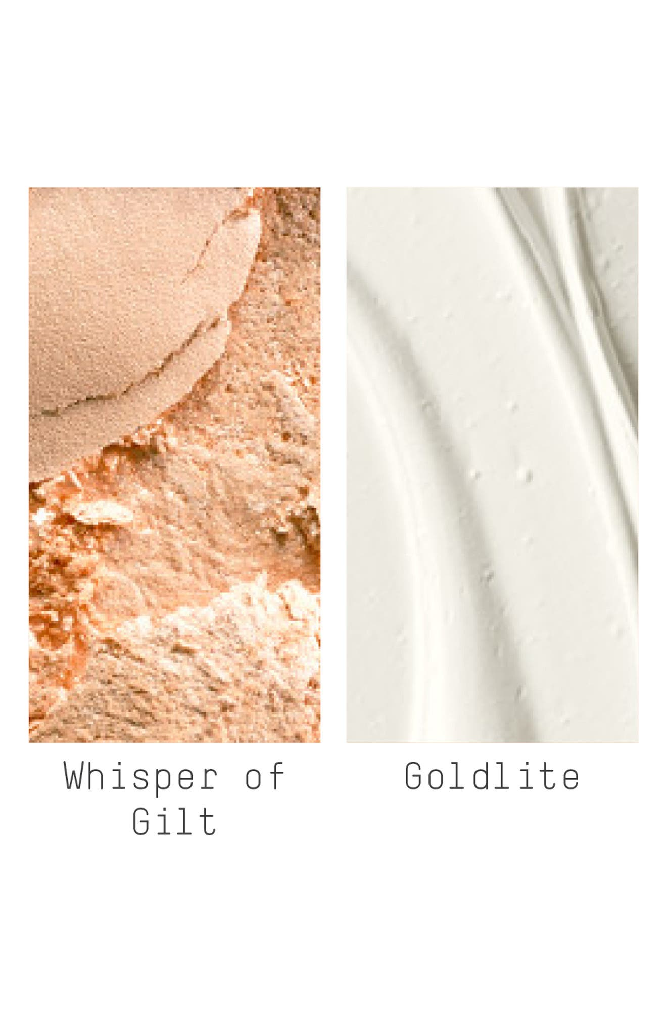 MAC Shiny Pretty Things Glow Getter Gold Mini Face Kit,                             Alternate thumbnail 3, color,                             NO COLOR