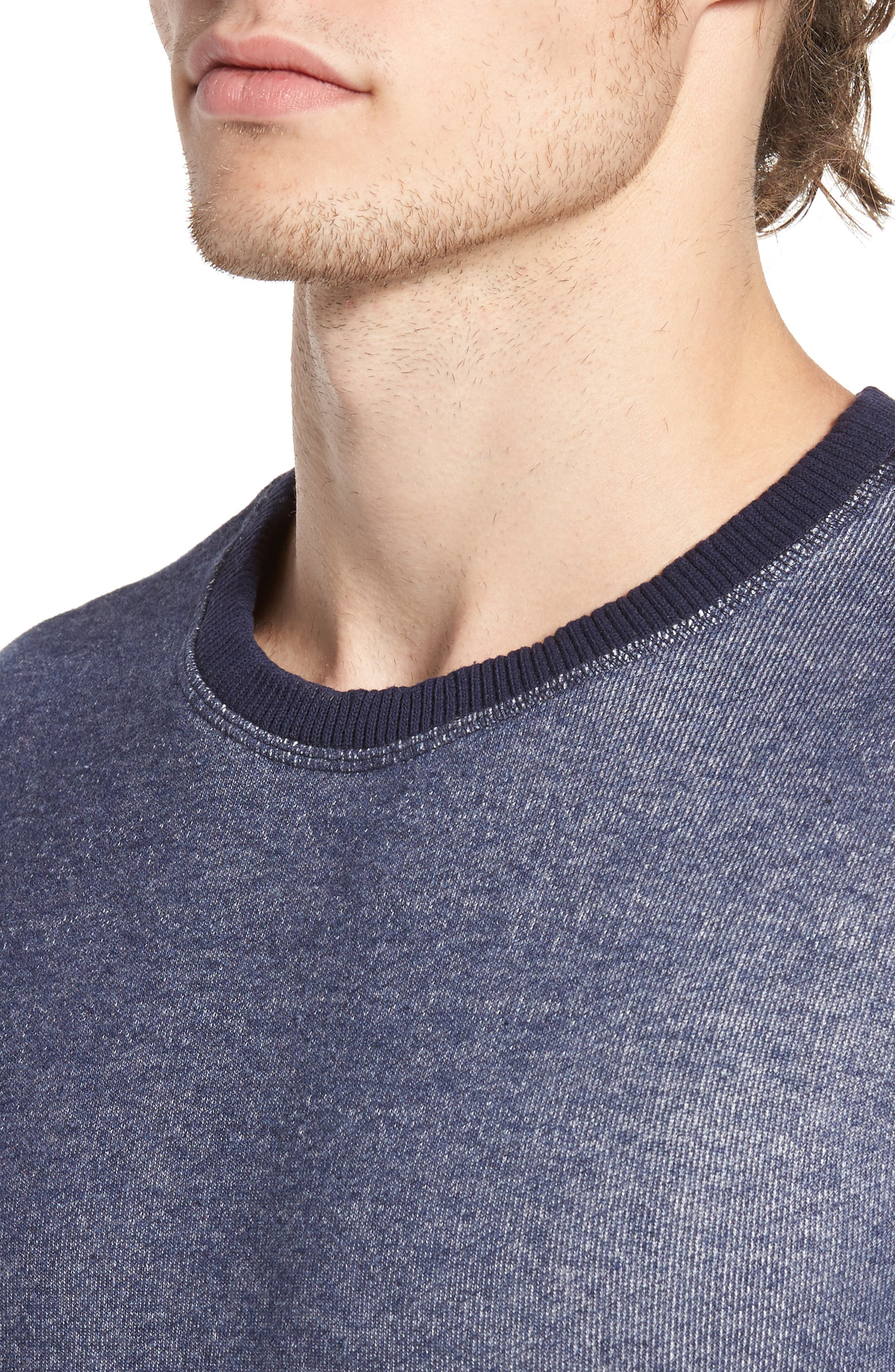 Twisted Pullover,                             Alternate thumbnail 4, color,