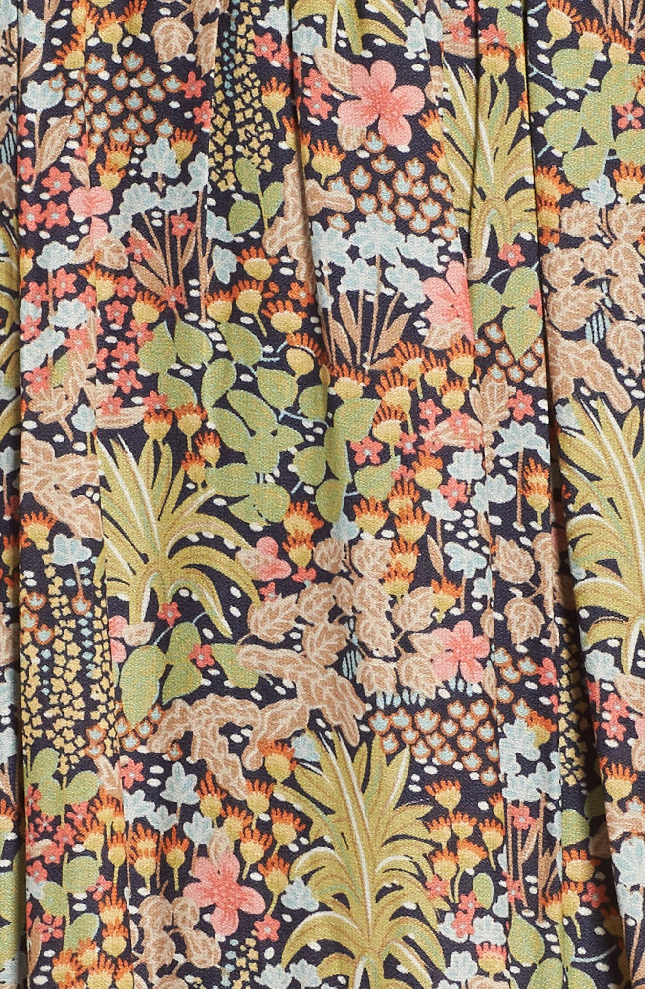 Double Layer Miniskirt,                             Alternate thumbnail 5, color,                             301