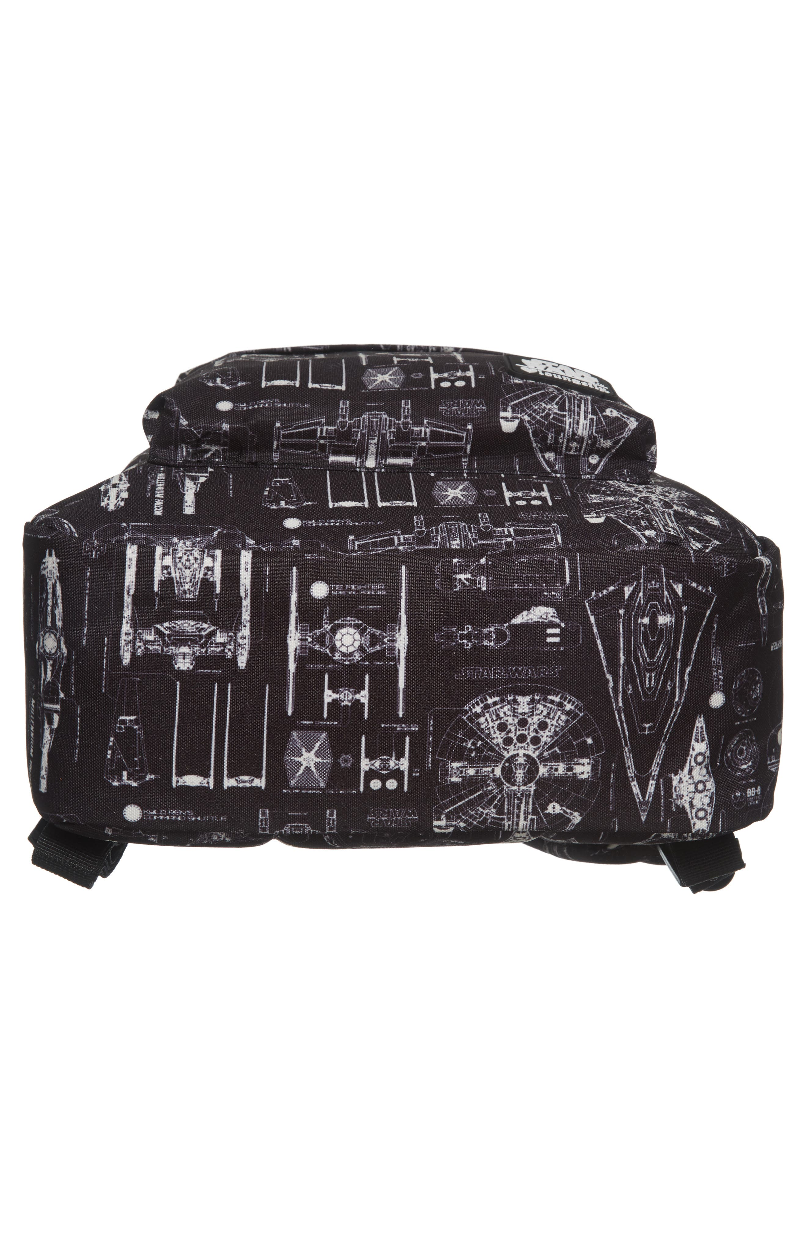 Star Wars<sup>™</sup> The Force Awakens Blueprint Backpack,                             Alternate thumbnail 6, color,                             001