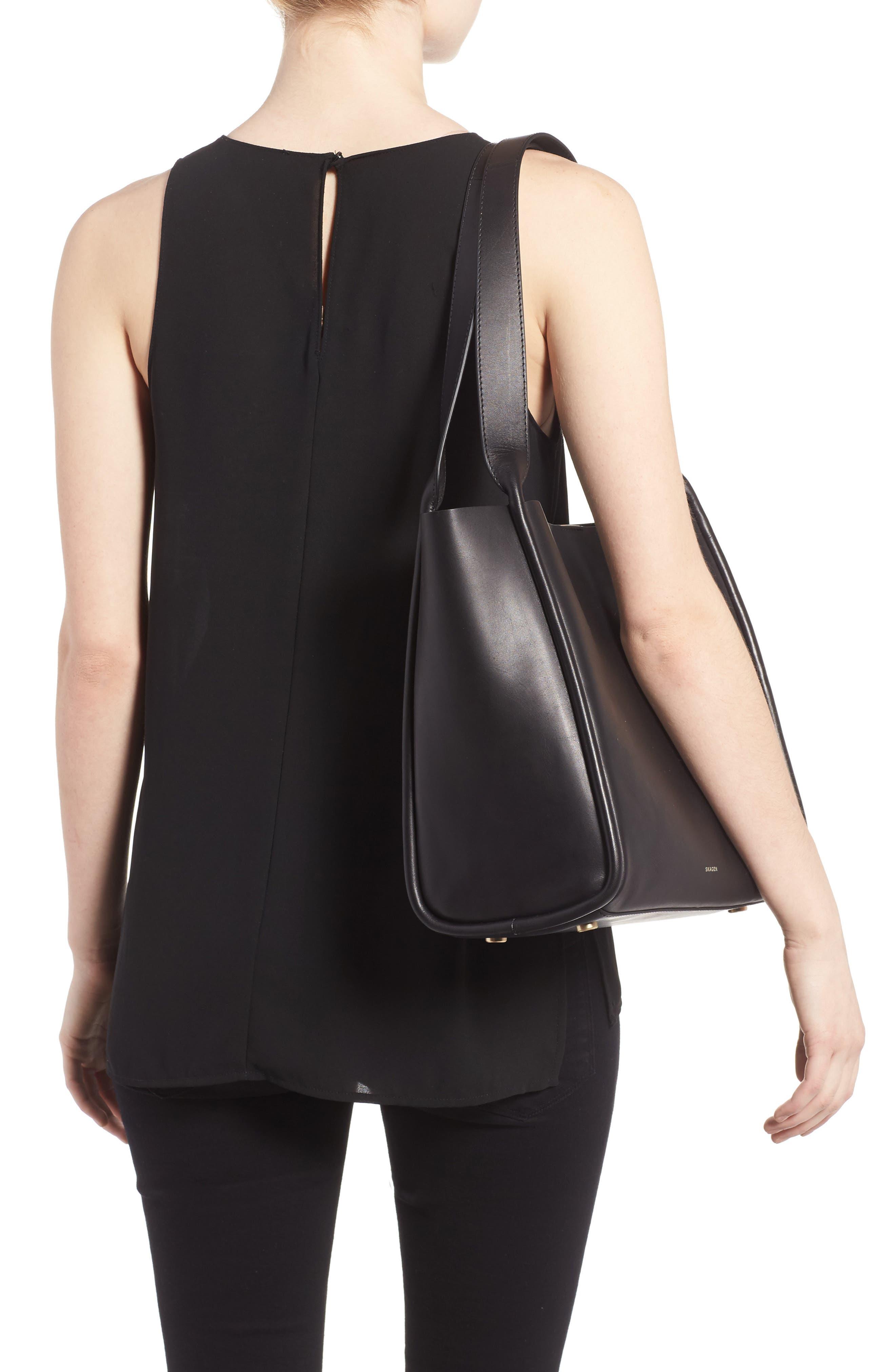 Karalie Shoulder Bag,                             Alternate thumbnail 2, color,                             001