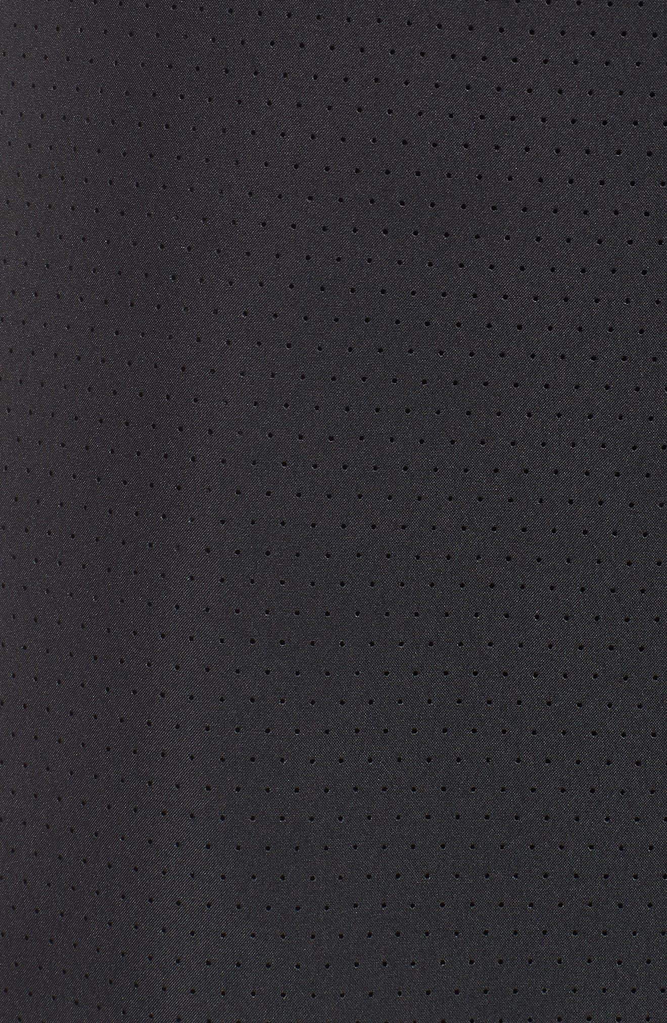 Running Challenger 2-in-1 Shorts,                             Alternate thumbnail 5, color,                             BLACK/ BLACK