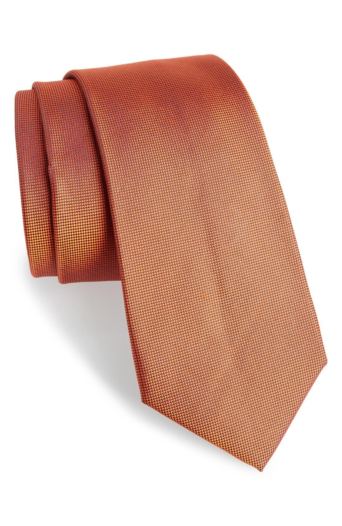 Woven Silk Tie,                             Main thumbnail 15, color,