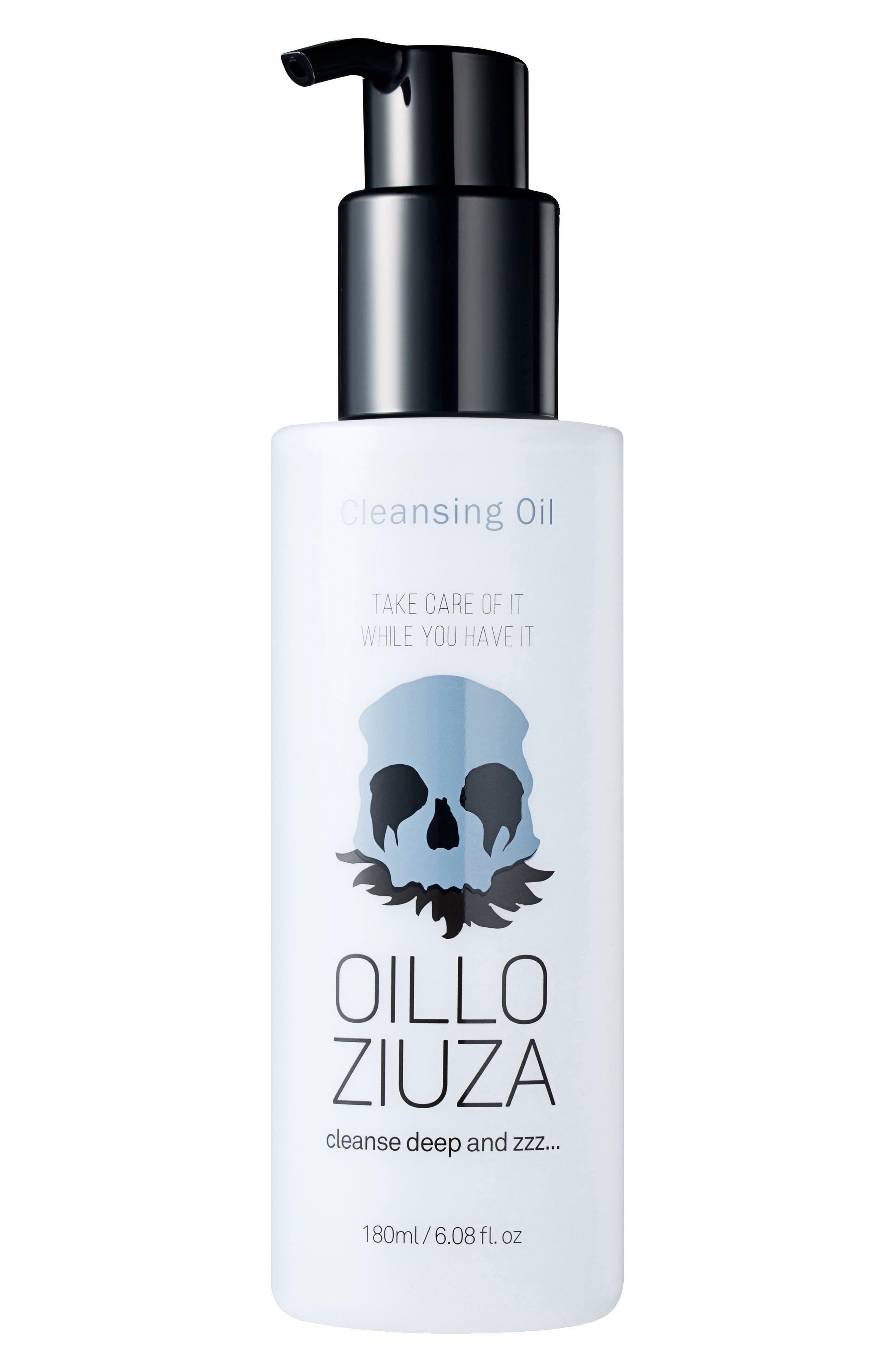 Oillo Ziuza Cleansing Oil,                             Main thumbnail 1, color,                             000