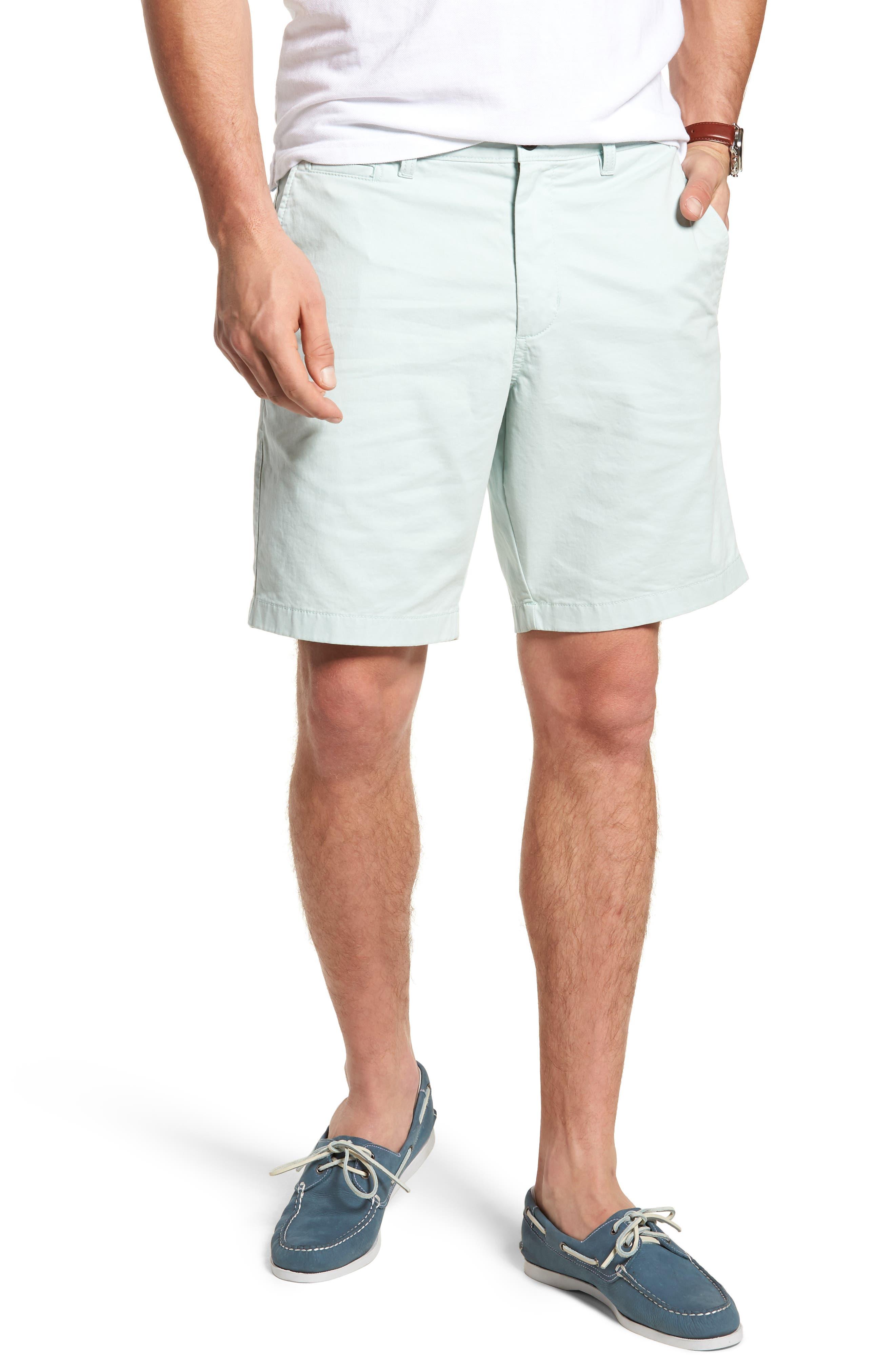 Ballard Slim Fit Stretch Chino 9-Inch Shorts,                             Main thumbnail 8, color,
