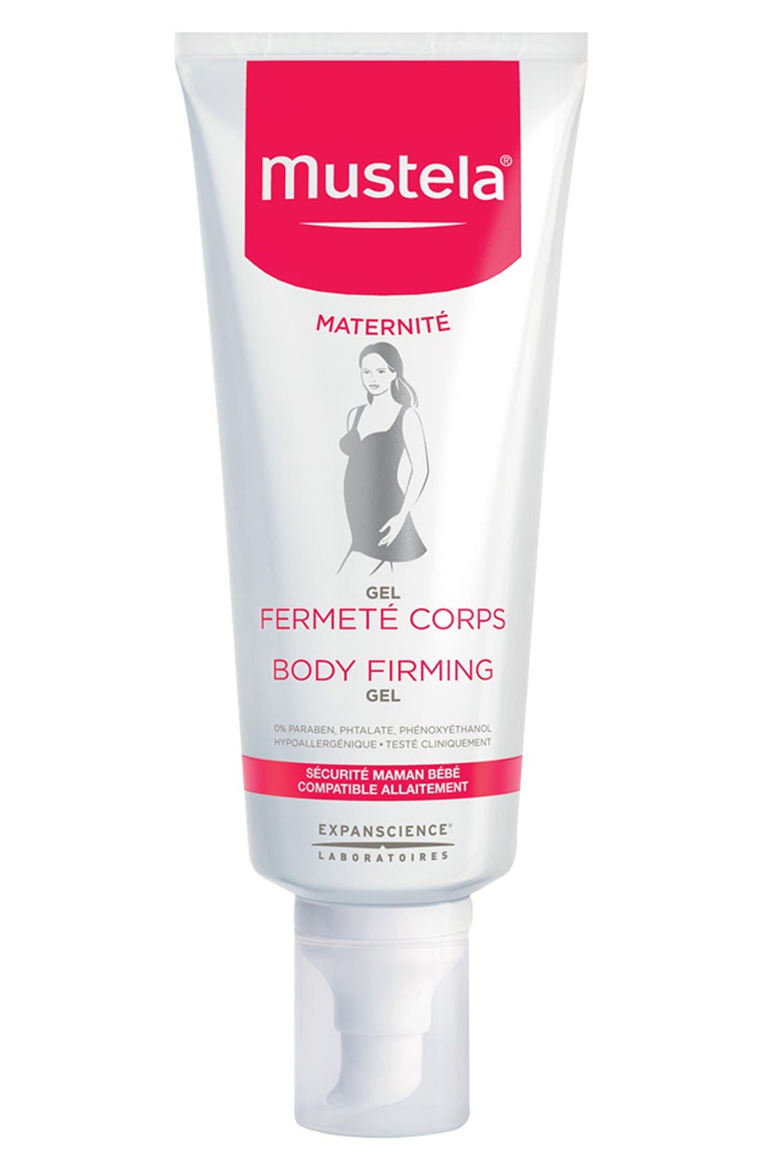 Body Firming Gel,                         Main,                         color, WHITE