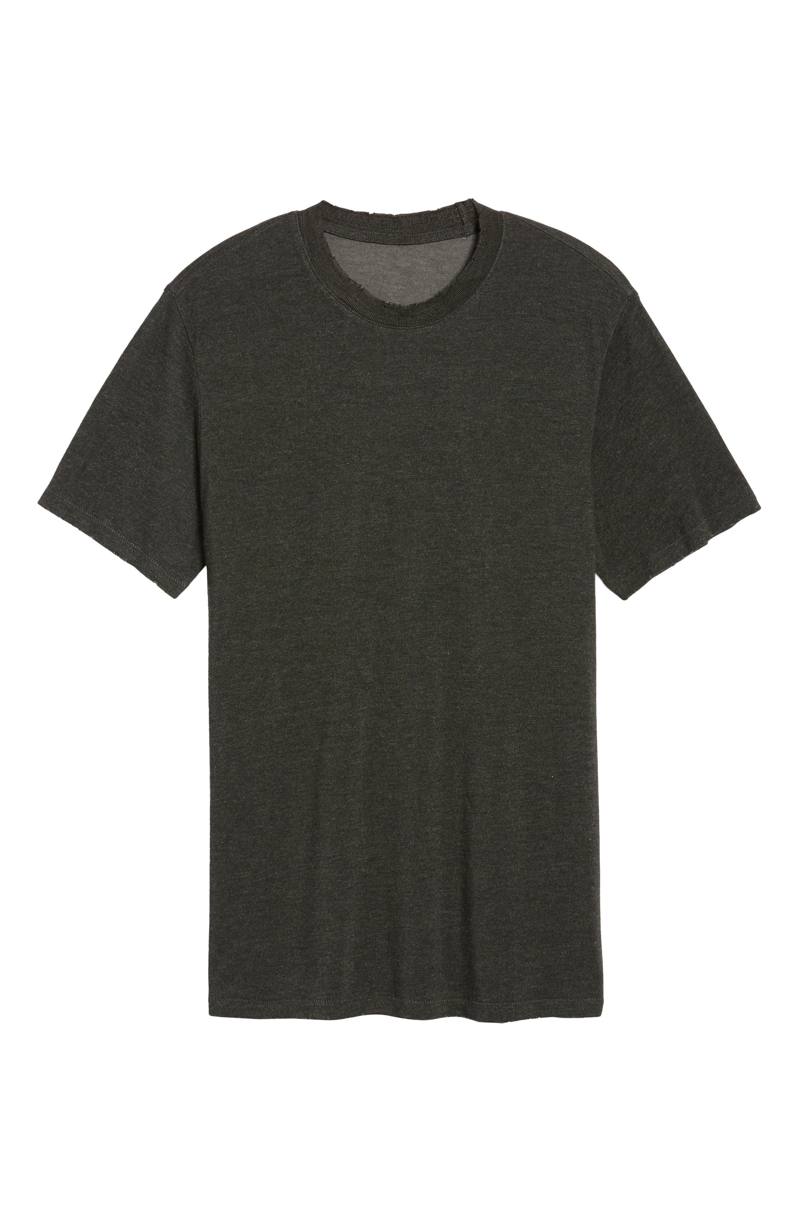 Core Crewneck T-Shirt,                             Alternate thumbnail 6, color,                             021