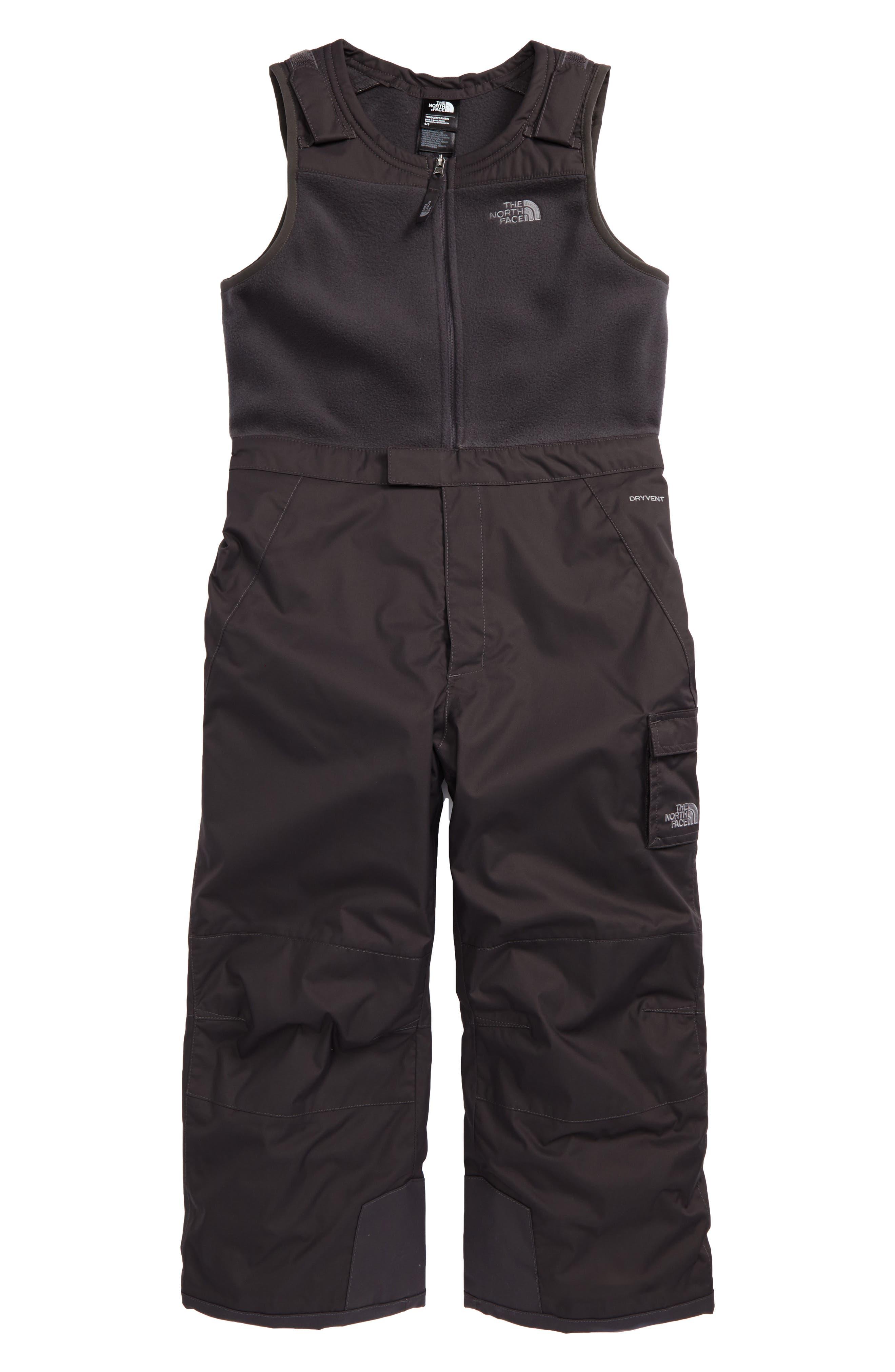 Heekseeker<sup>™</sup> Insulated Waterproof Bib Snowsuit,                         Main,                         color, 021
