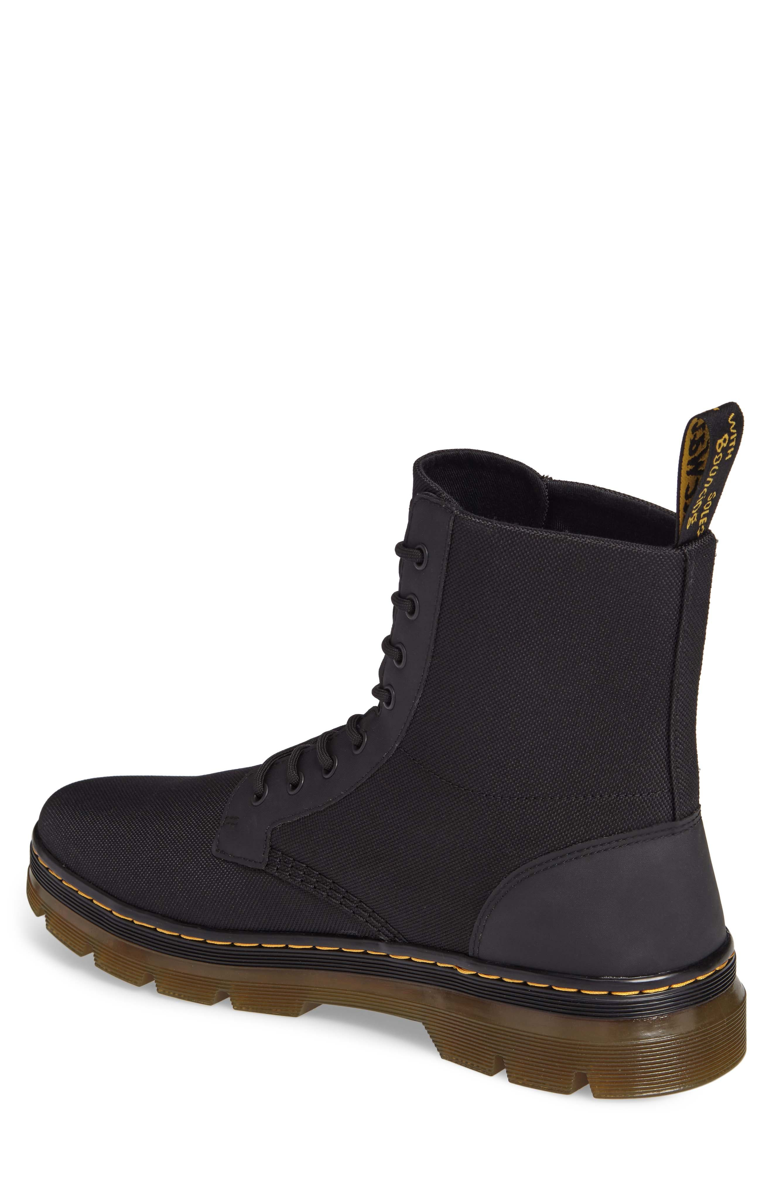 'Combs' Plain Toe Boot,                             Alternate thumbnail 2, color,                             001