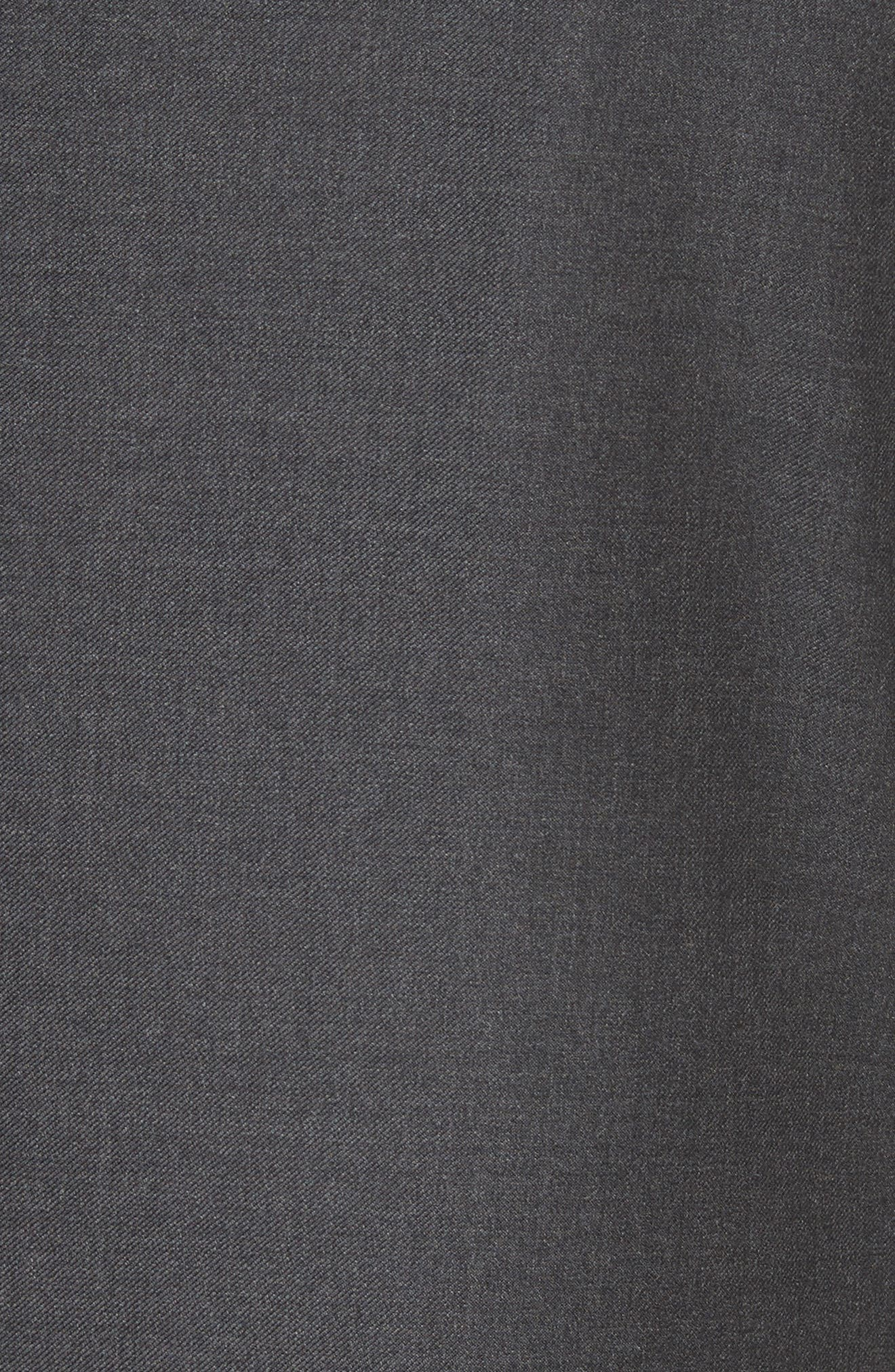 Trim Fit Solid Wool Suit,                             Alternate thumbnail 20, color,
