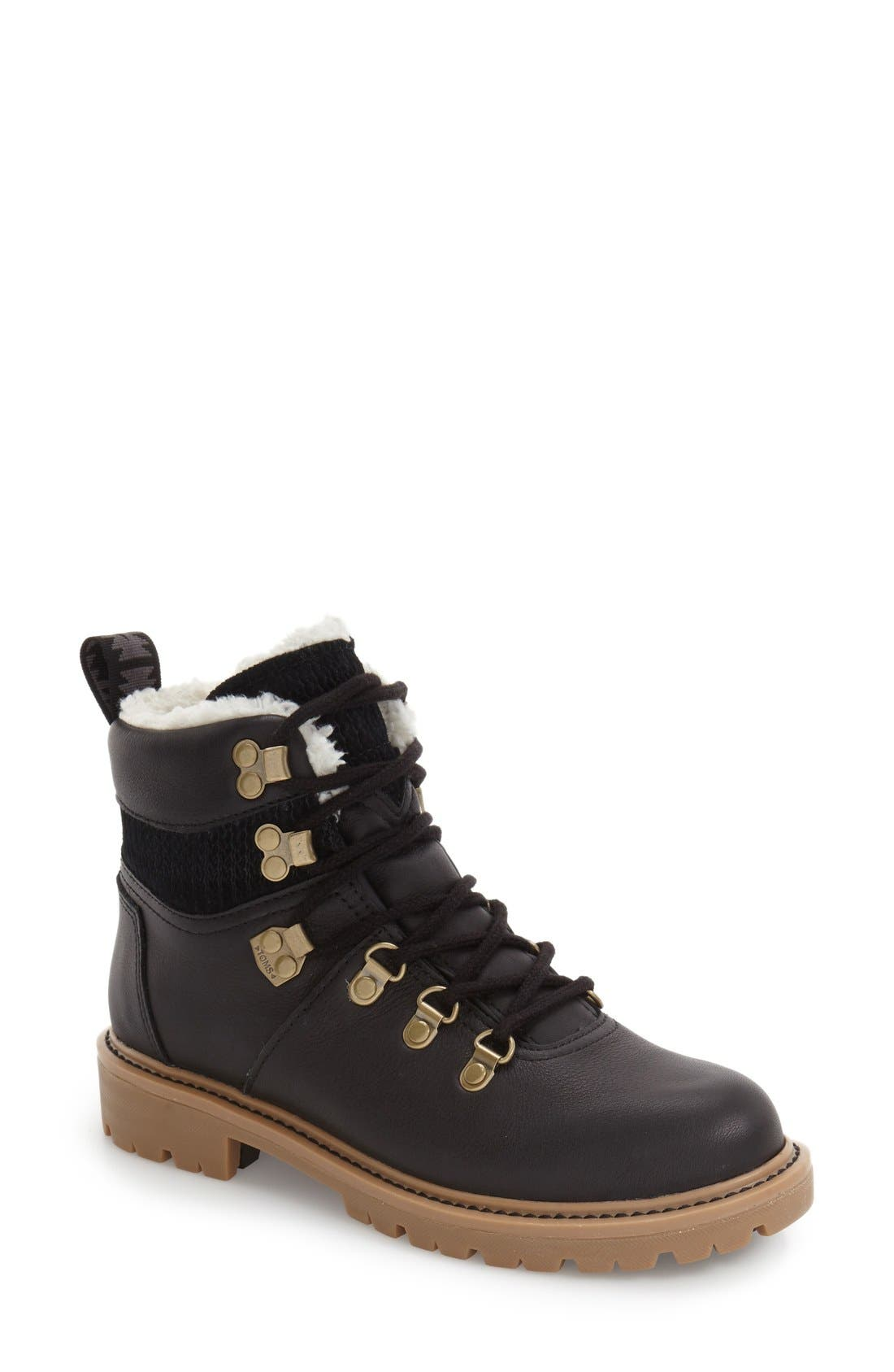 'Summit' Boot, Main, color, 001