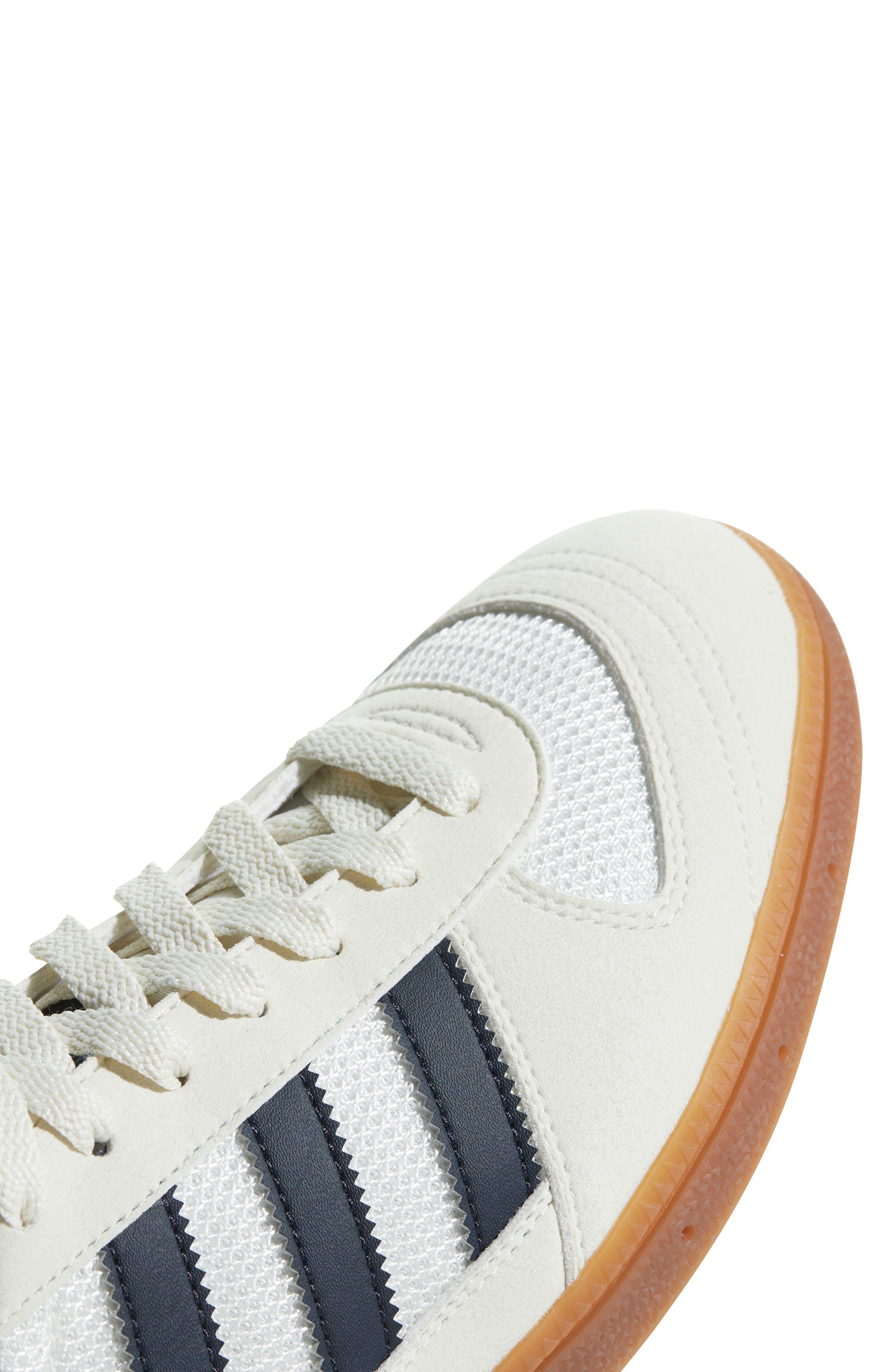 Wilsy SPZL Sneaker,                             Alternate thumbnail 5, color,                             OFF WHITE/ NIGHT NAVY