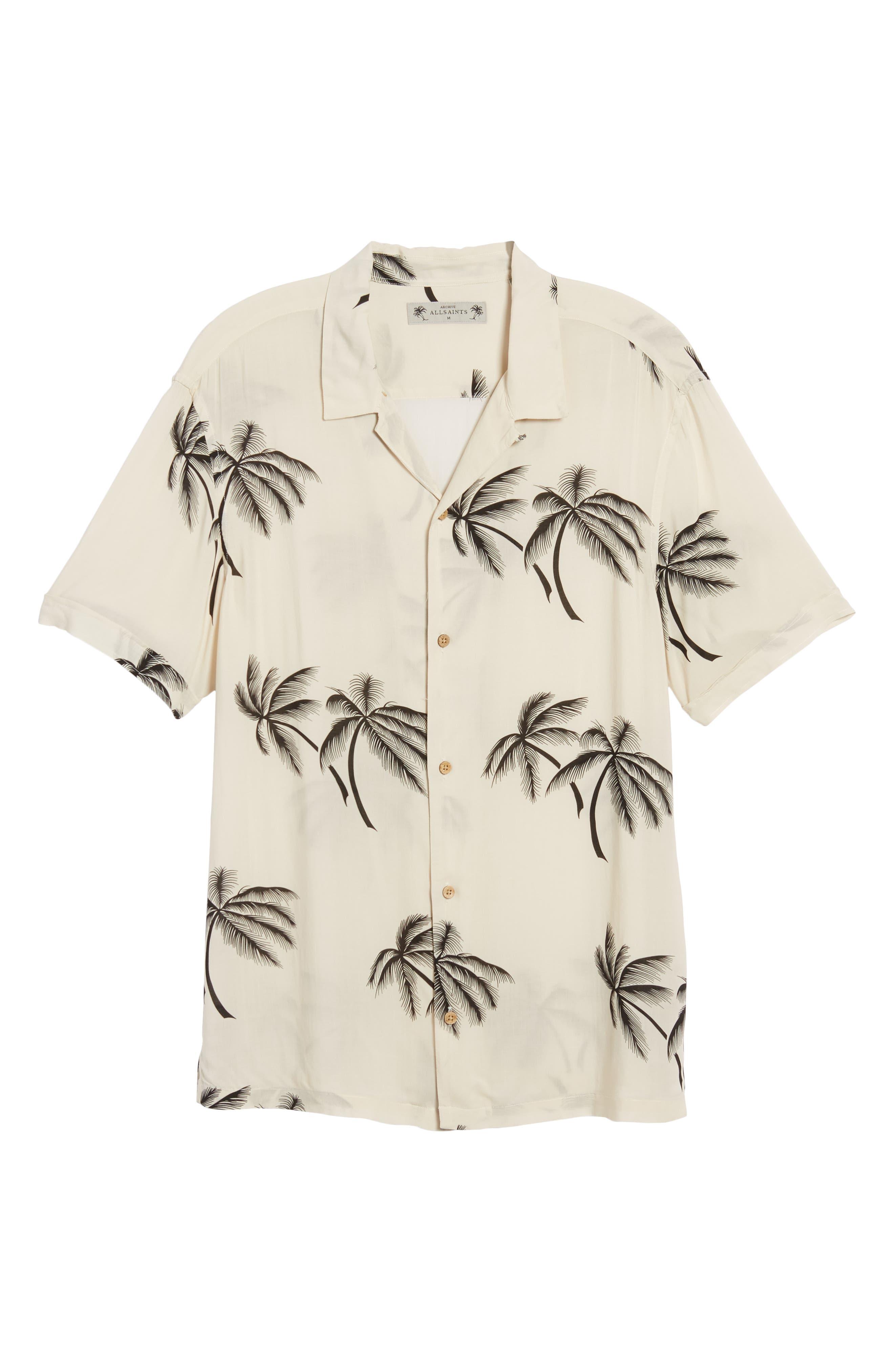 Offshore Regular Fit Short Sleeve Sport Shirt,                             Alternate thumbnail 6, color,