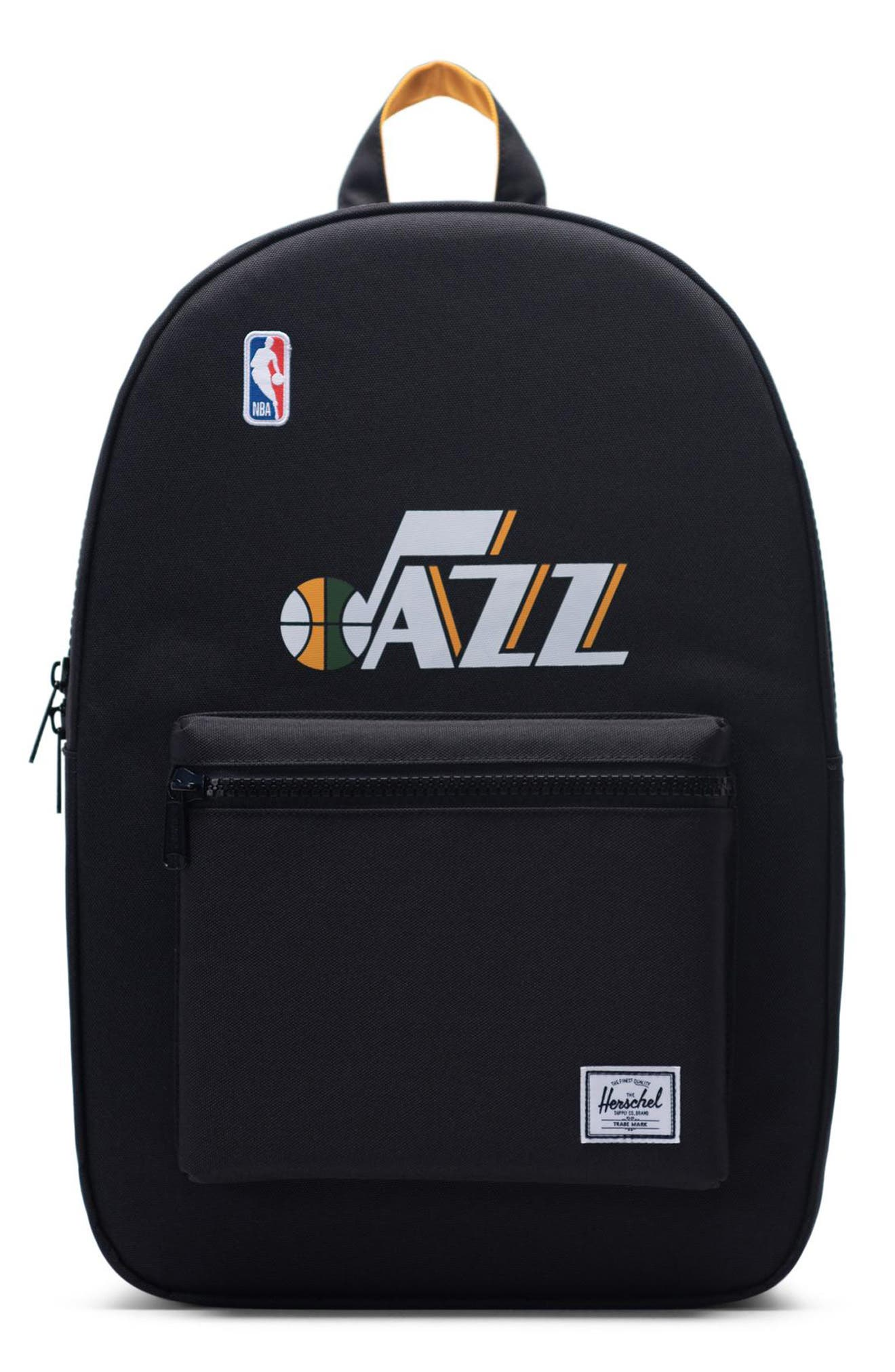 Herschel Supply Co. Superfan Settlement Nba Backpack - Black
