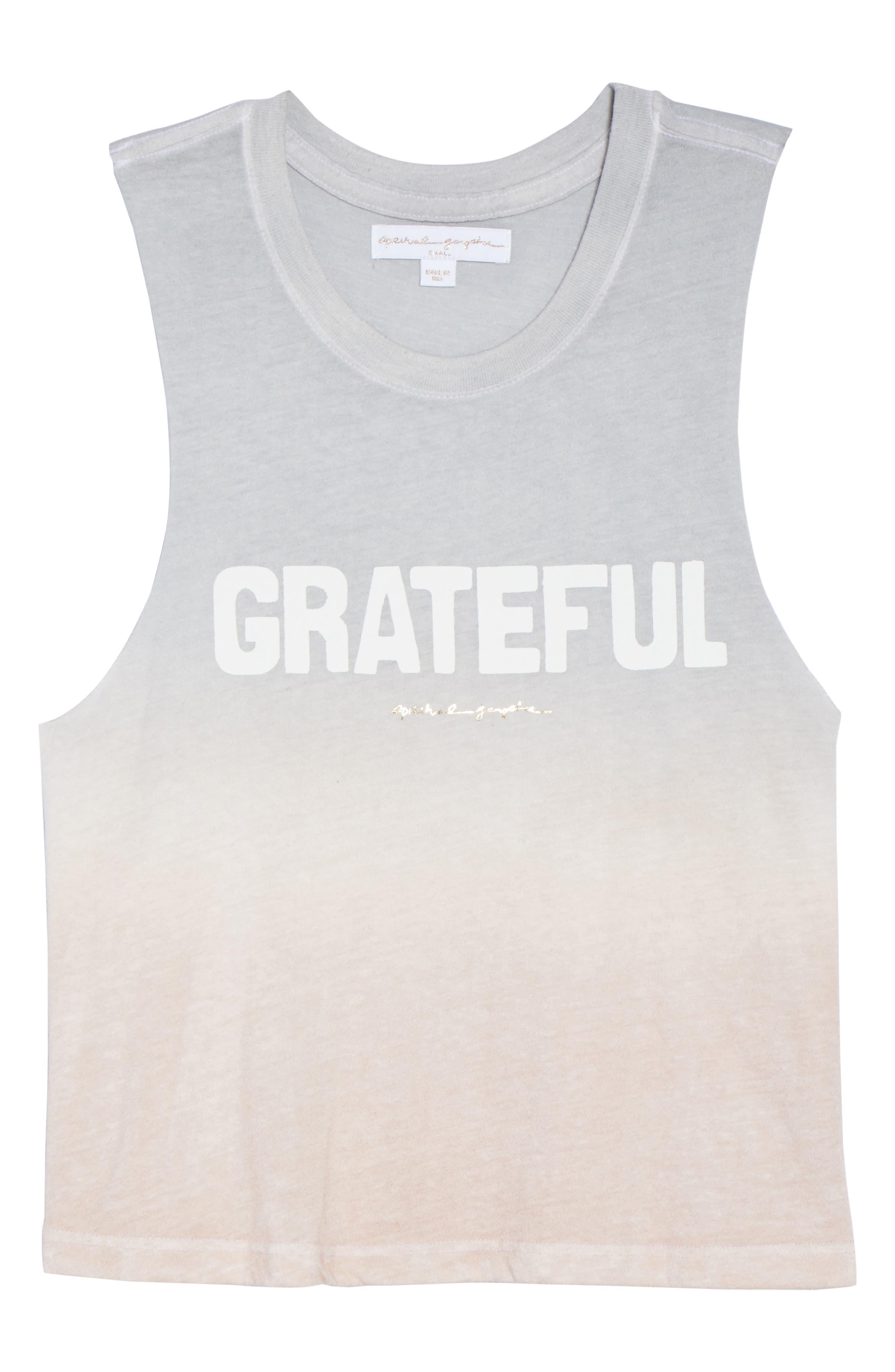 Grateful Graphic Tank,                             Alternate thumbnail 7, color,                             400