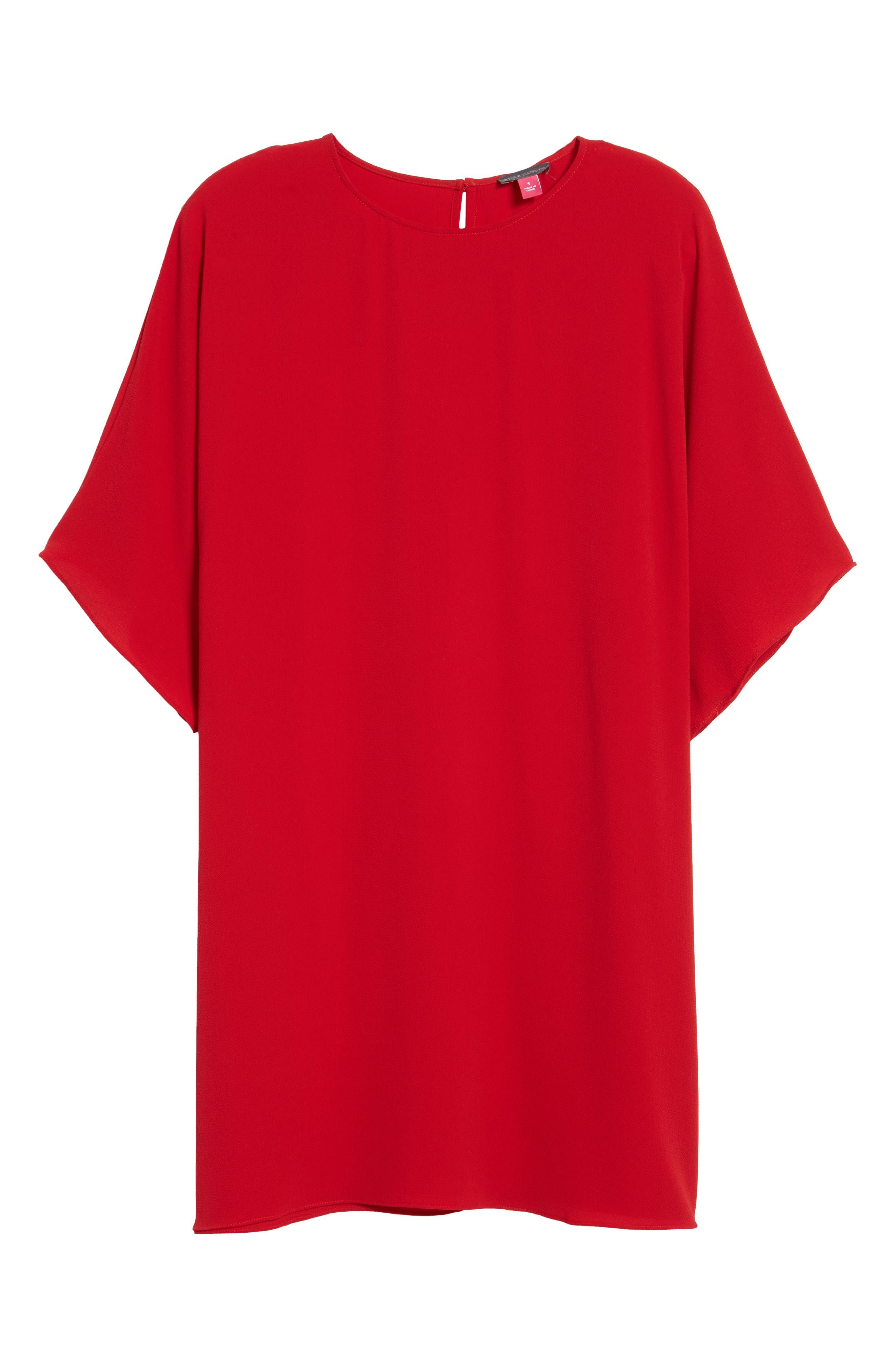 Dolman Sleeve Dress,                             Alternate thumbnail 7, color,                             614
