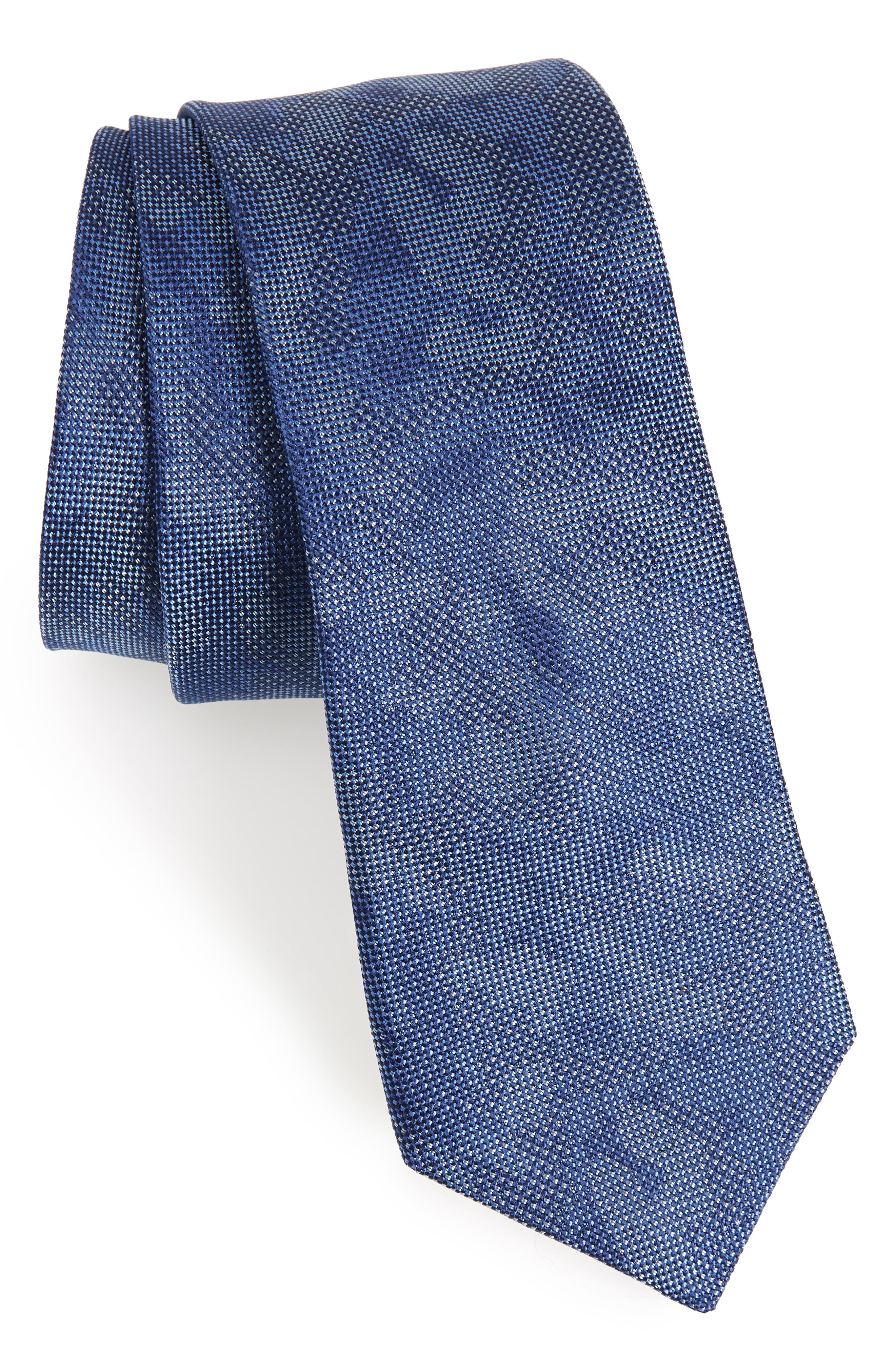 Camo Silk Tie,                             Main thumbnail 1, color,                             400