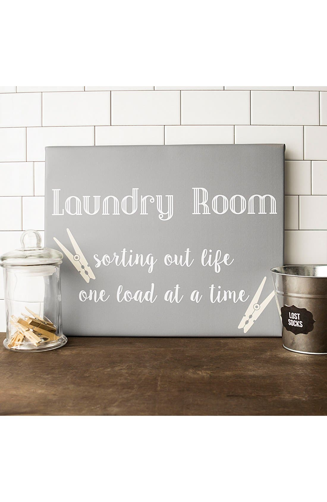 Laundry Room Sign,                             Alternate thumbnail 5, color,
