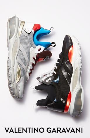 Valentino Garavani sneakers for men.