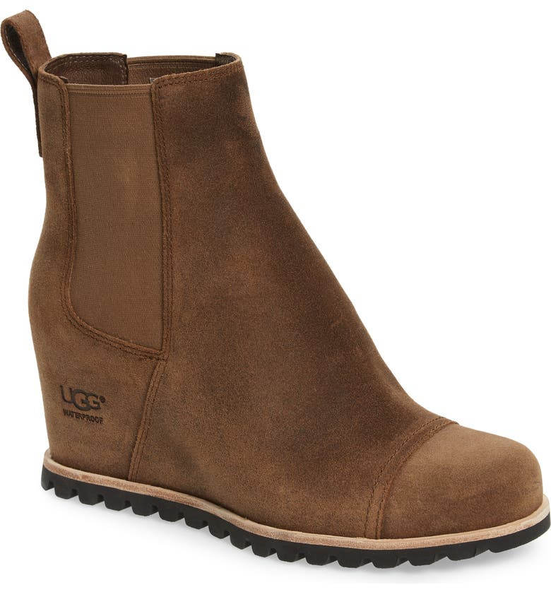 Find for UGG Pax Waterproof Wedge Boot (Women) Inexpensive