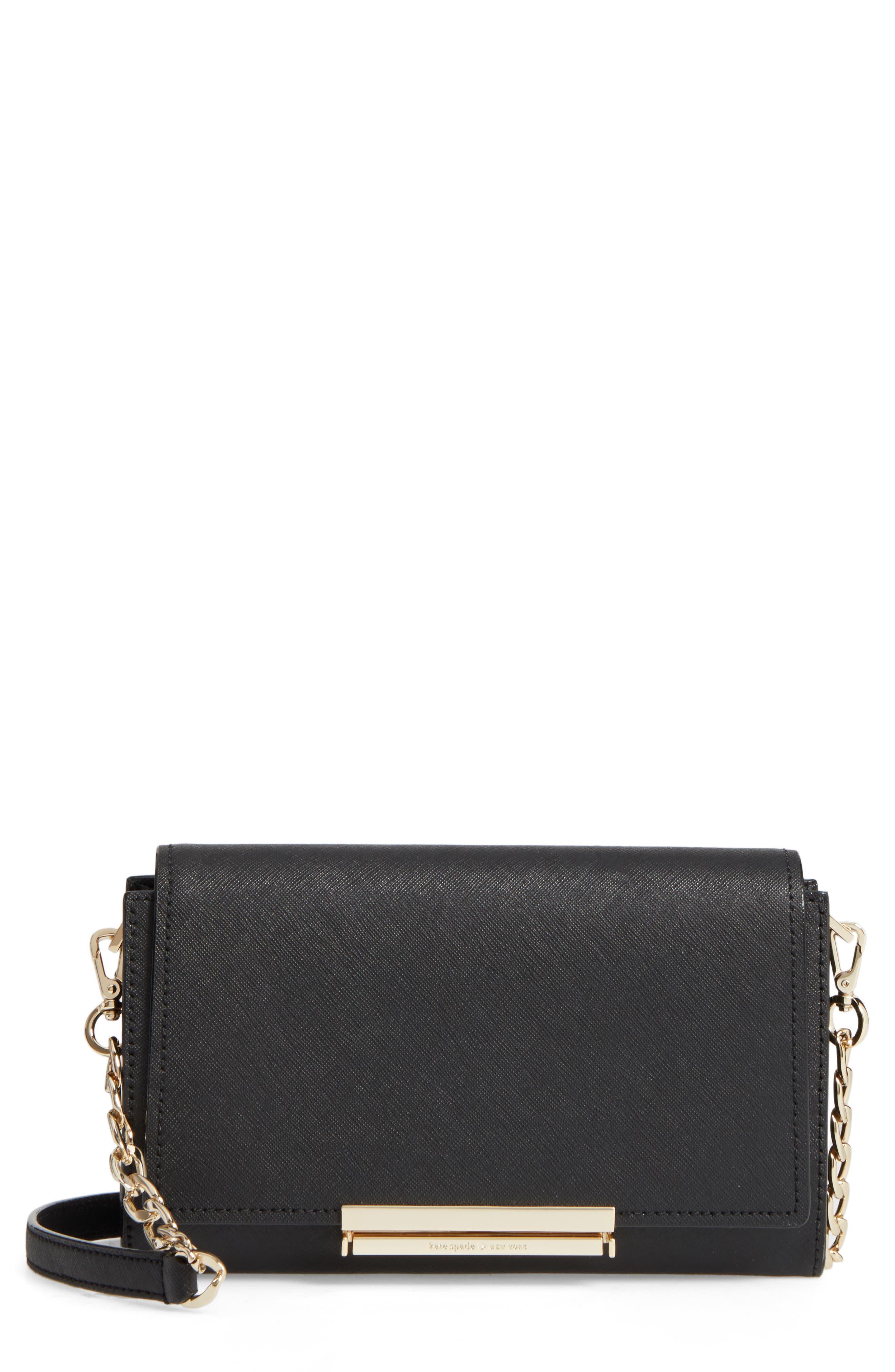 make it mine - camila leather clutch,                         Main,                         color,