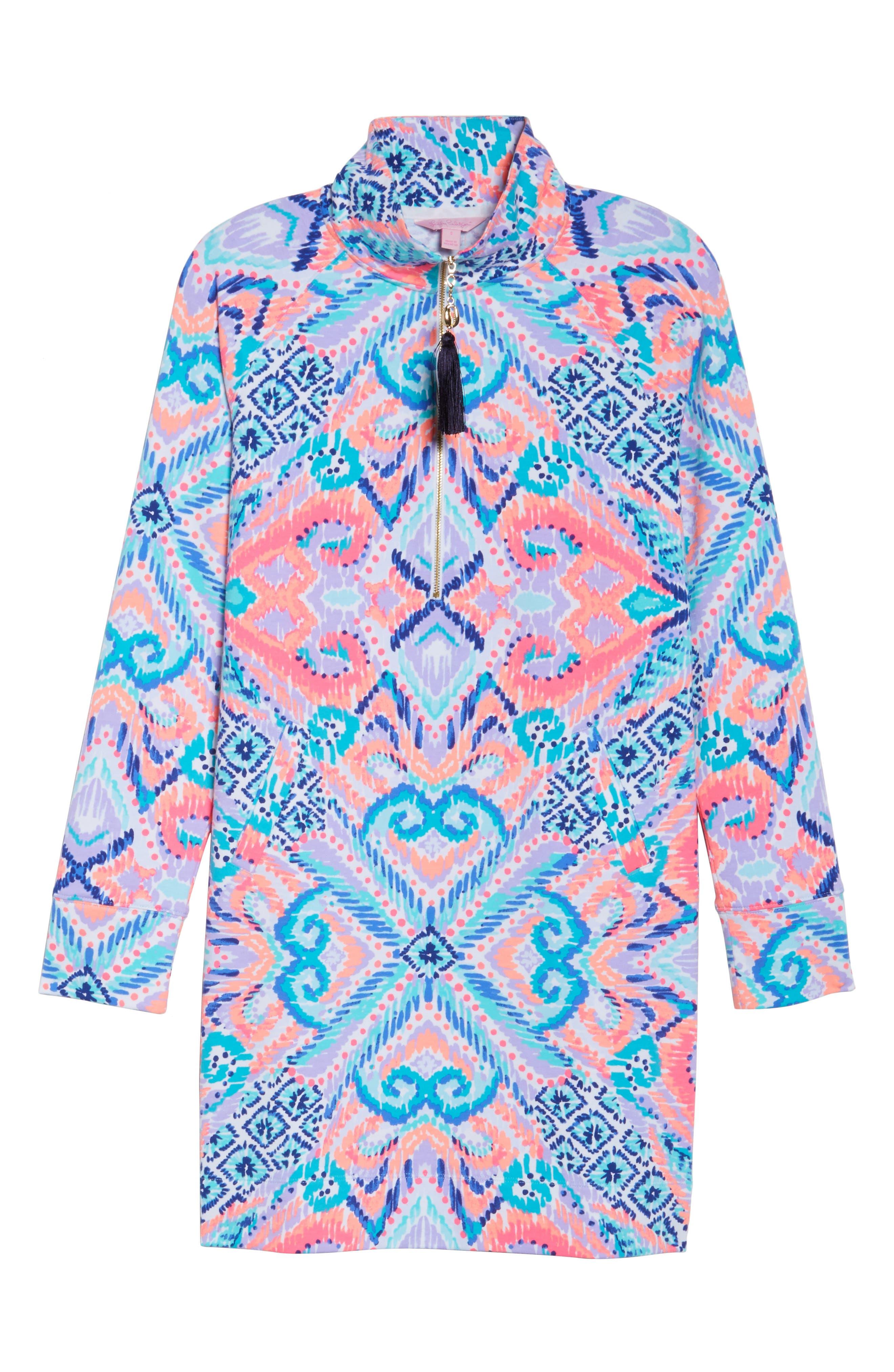Skipper UPF 50+ Dress,                             Alternate thumbnail 6, color,