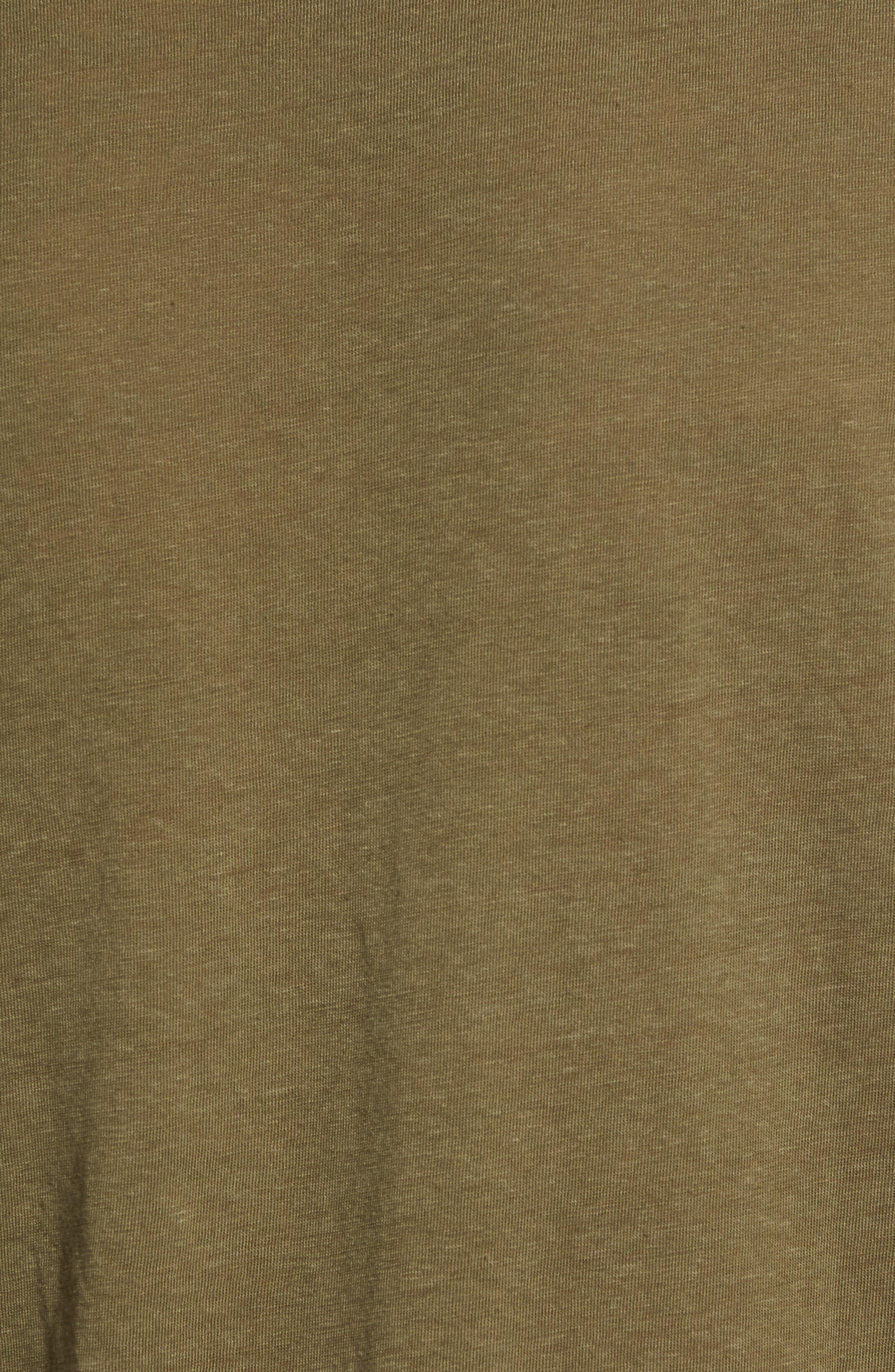 Tri Motors Burnout Graphic T-Shirt,                             Alternate thumbnail 5, color,                             340