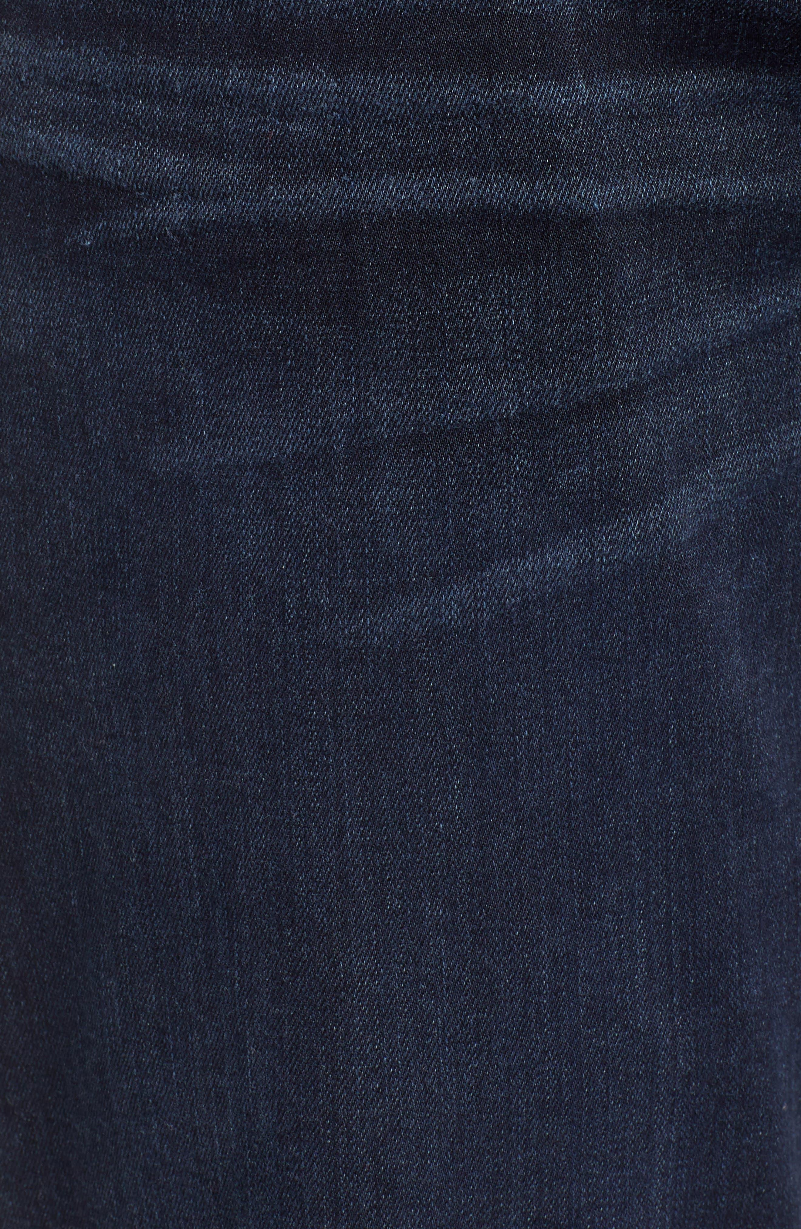 Transcend - Lennox Slim Fit Jeans,                             Alternate thumbnail 5, color,                             400