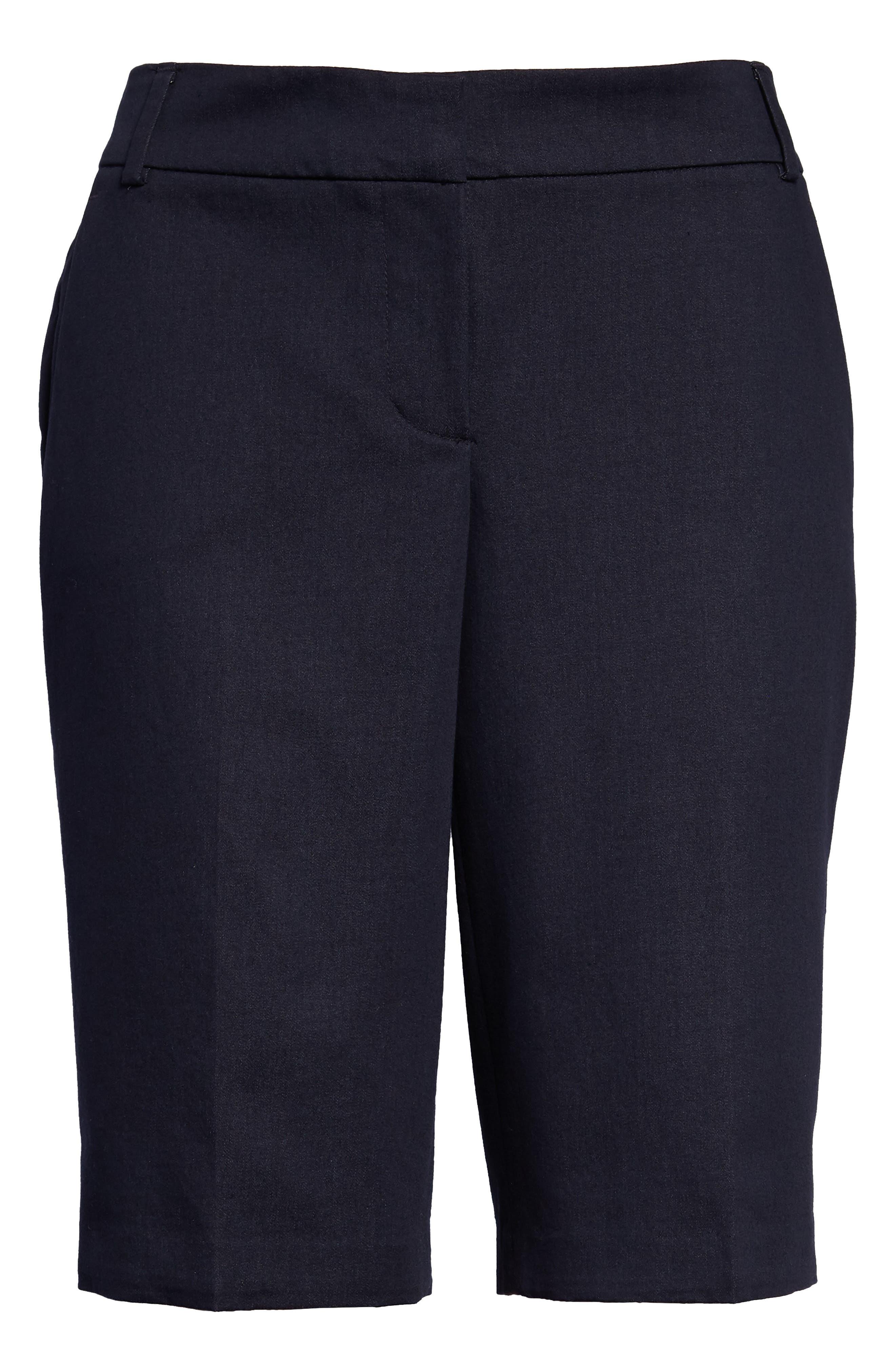 Stretch Bermuda Shorts,                             Alternate thumbnail 53, color,
