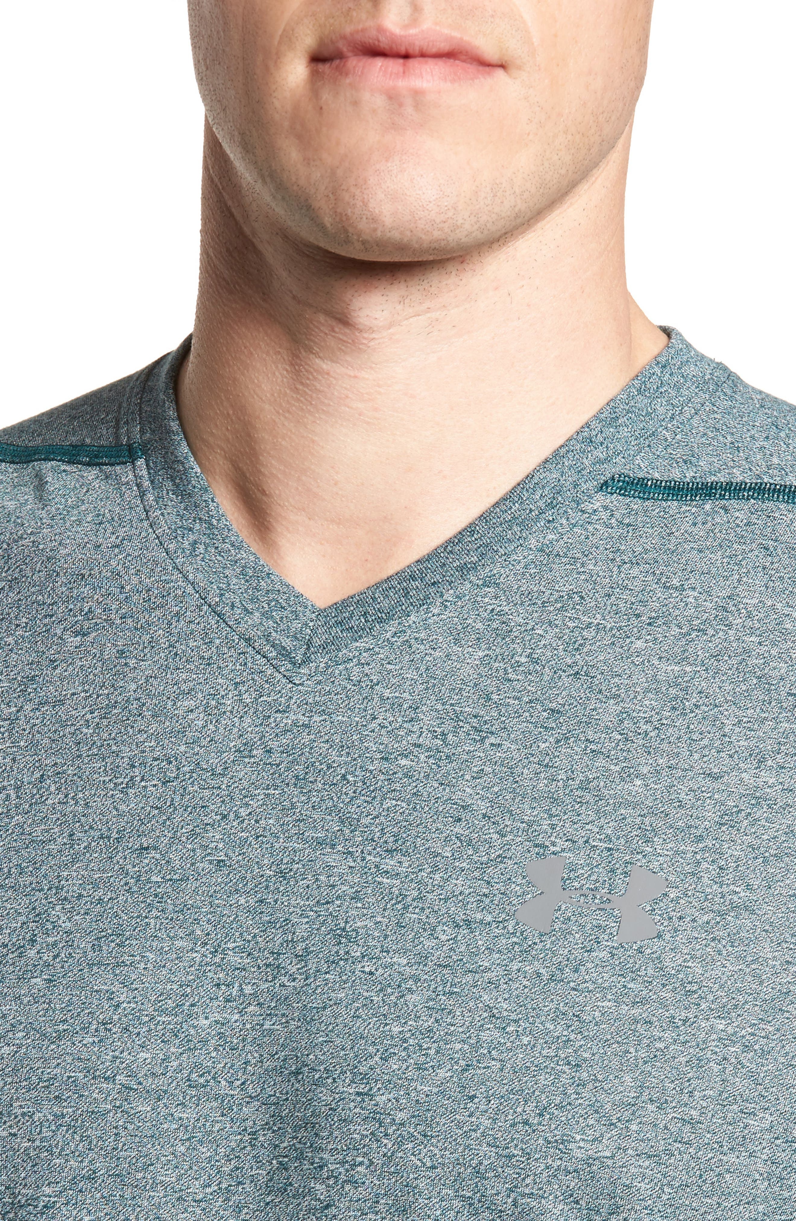 Regular Fit Threadborne T-Shirt,                             Alternate thumbnail 4, color,                             300